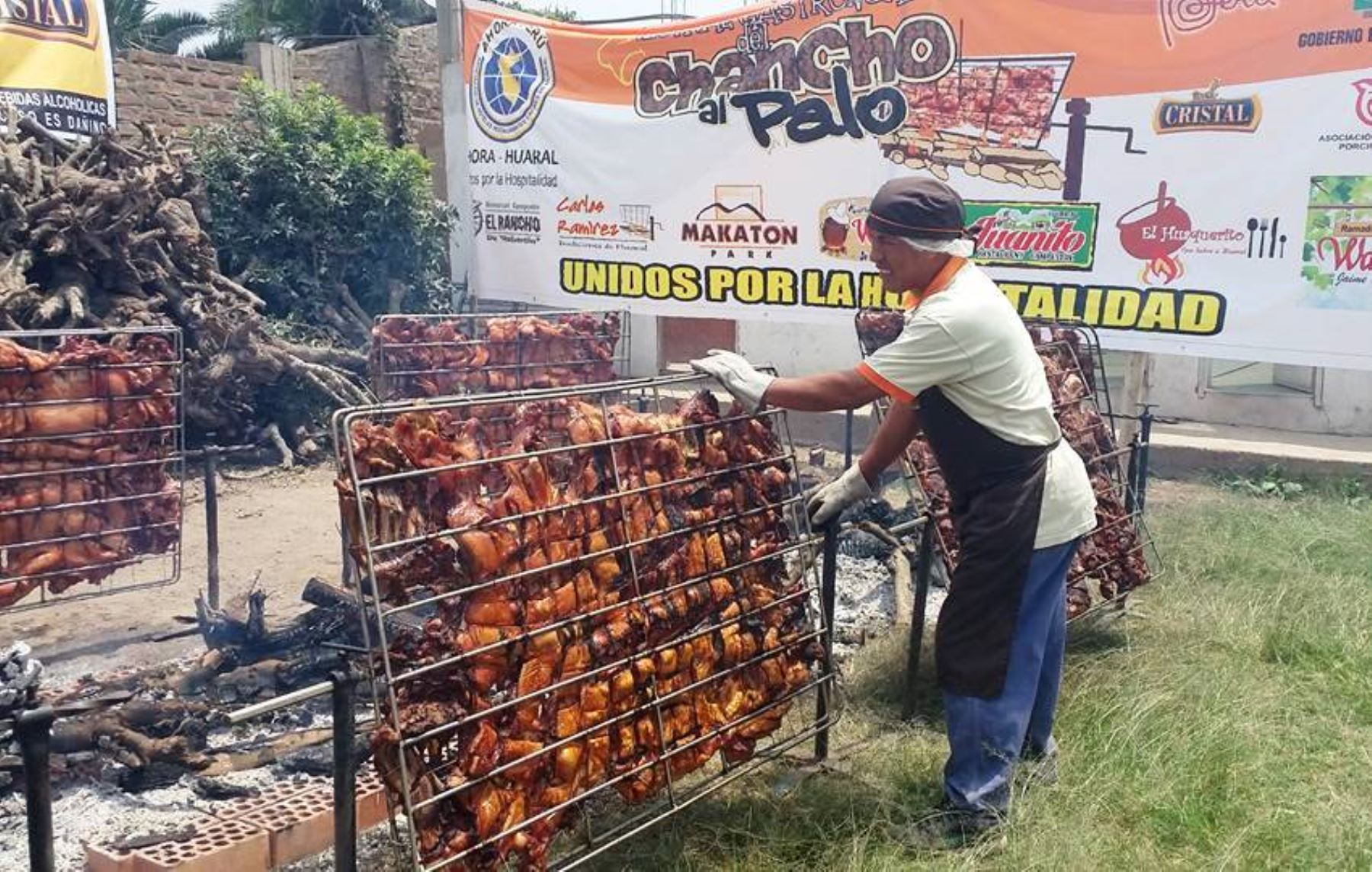 Peru's roasted pork festival might take place in the U.S. in 2017