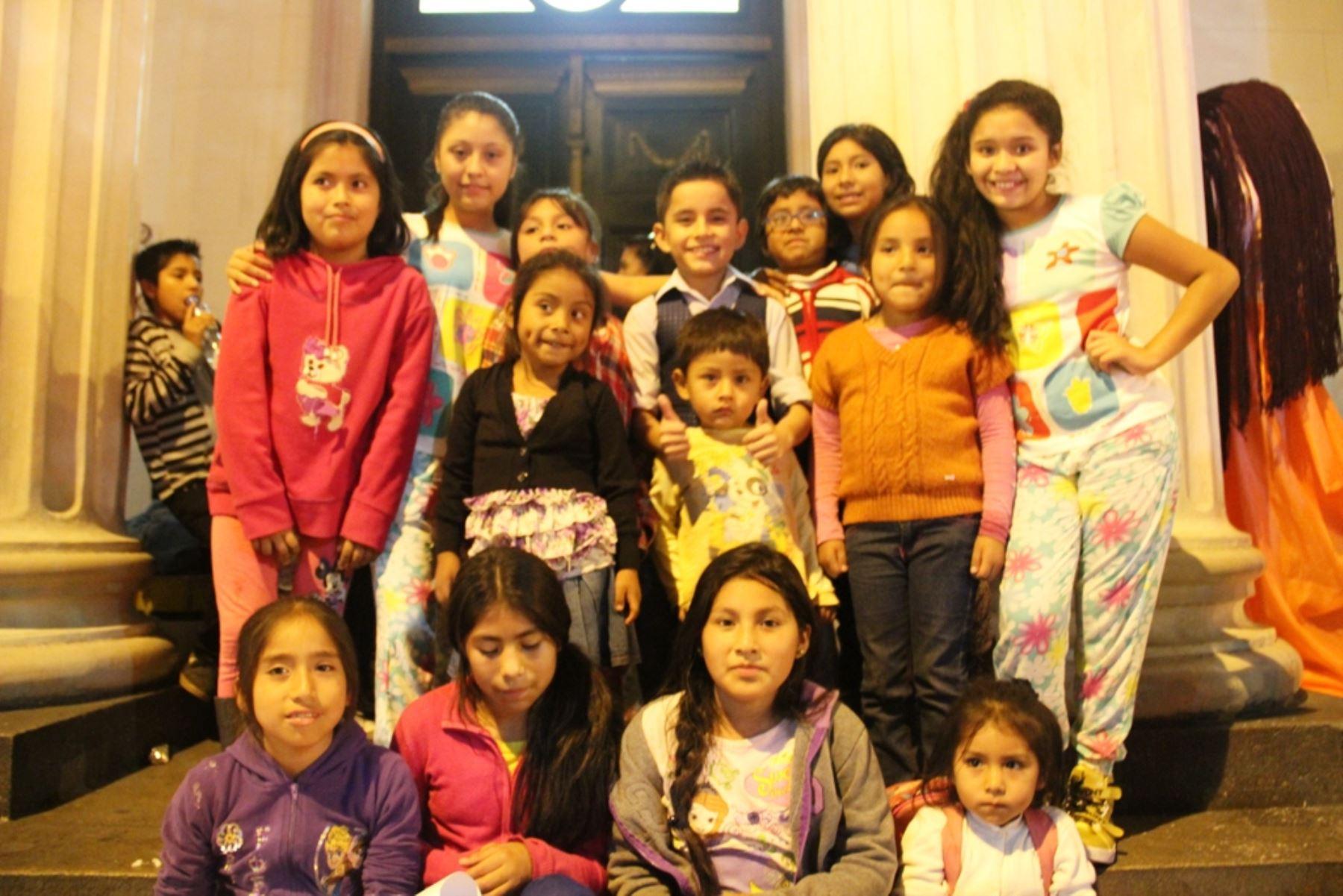 Instan al Congreso debatir y aprobar la ley contra el castigo de niños. Foto: ANDINA/Difusión.