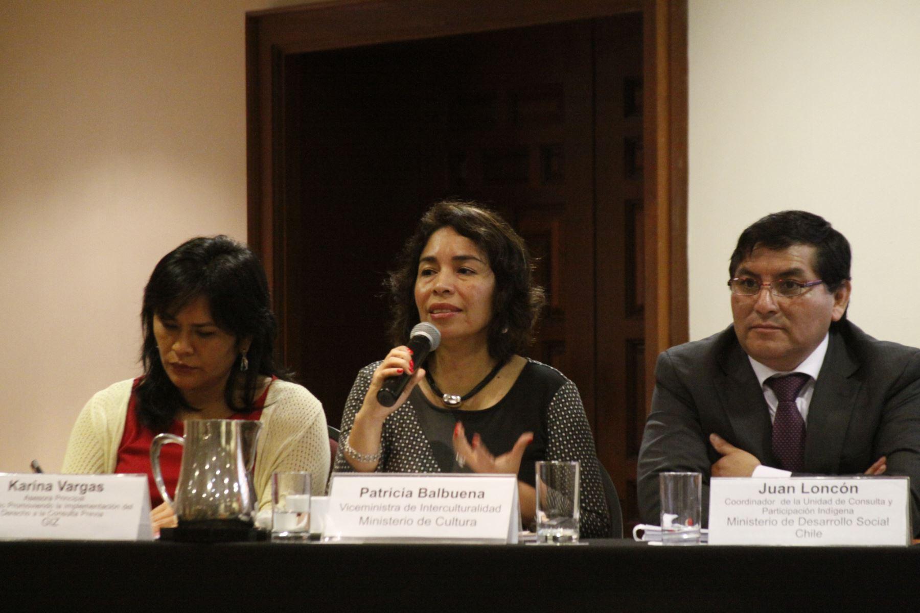 Seminario Internacional 'Consulta Previa en el Perú: Balance de los Procesos, Lecciones Aprendidas y Desafíos Pendientes'. Difusión