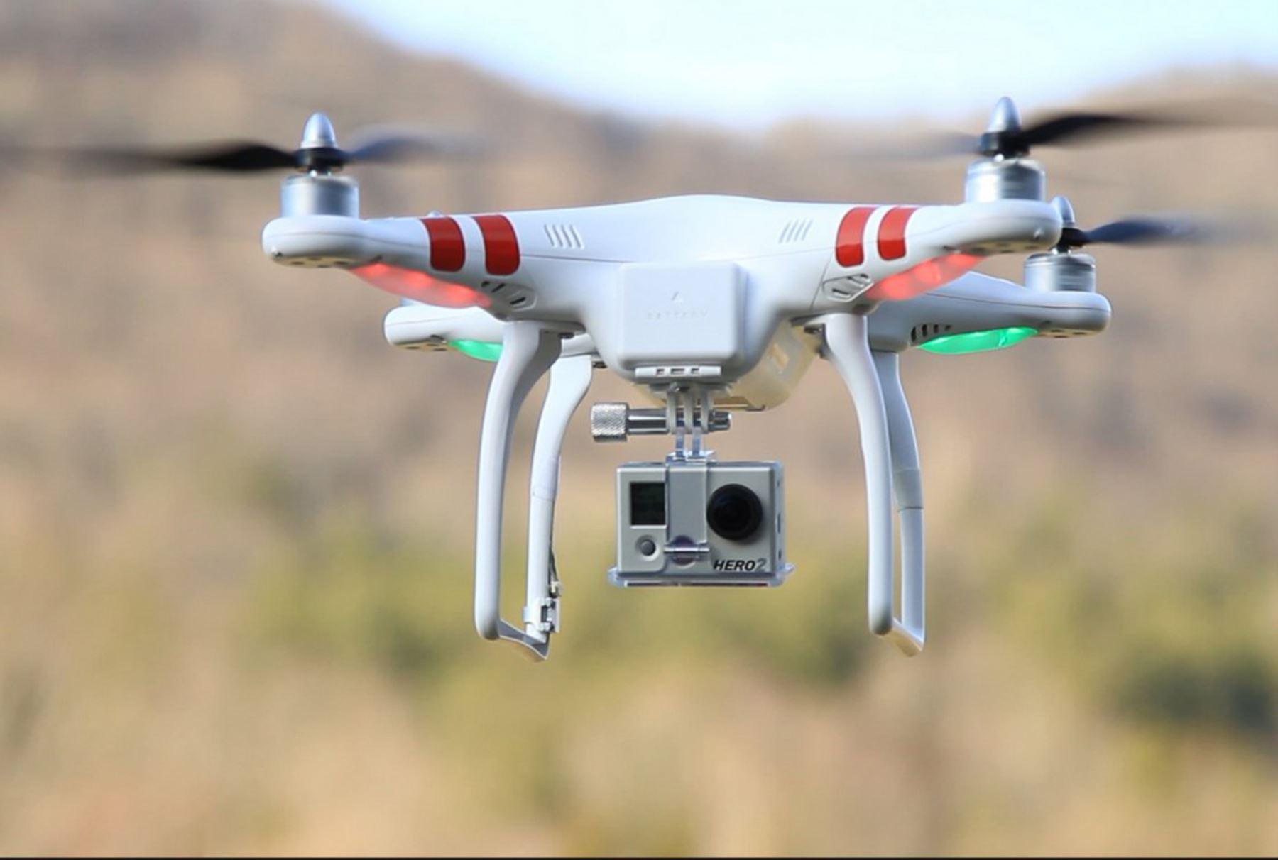 Uso de drones será regulado en San Isidro.