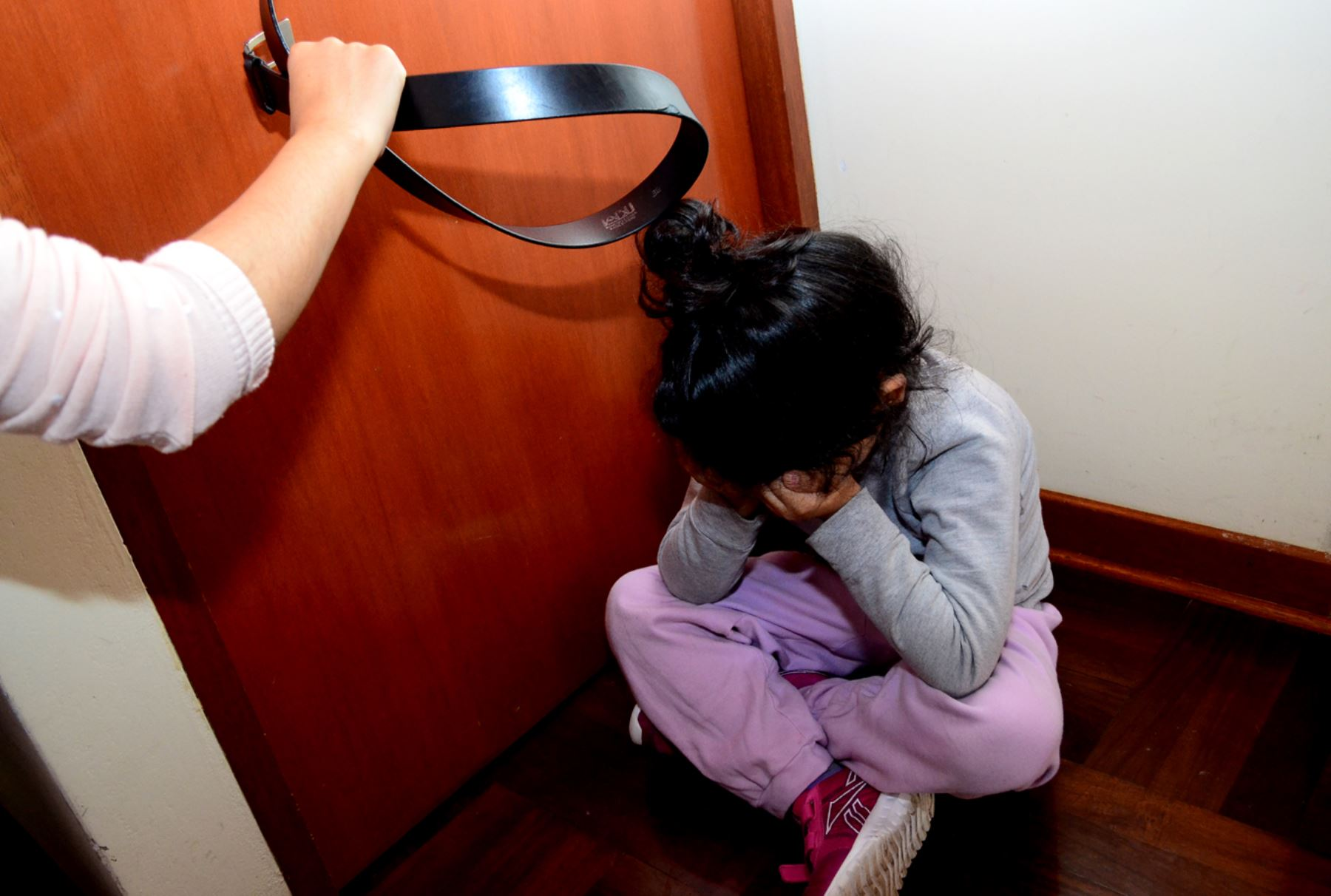 MIMP aprobará en breve reglamento de Ley contra el maltrato físico y humillante. ANDINA