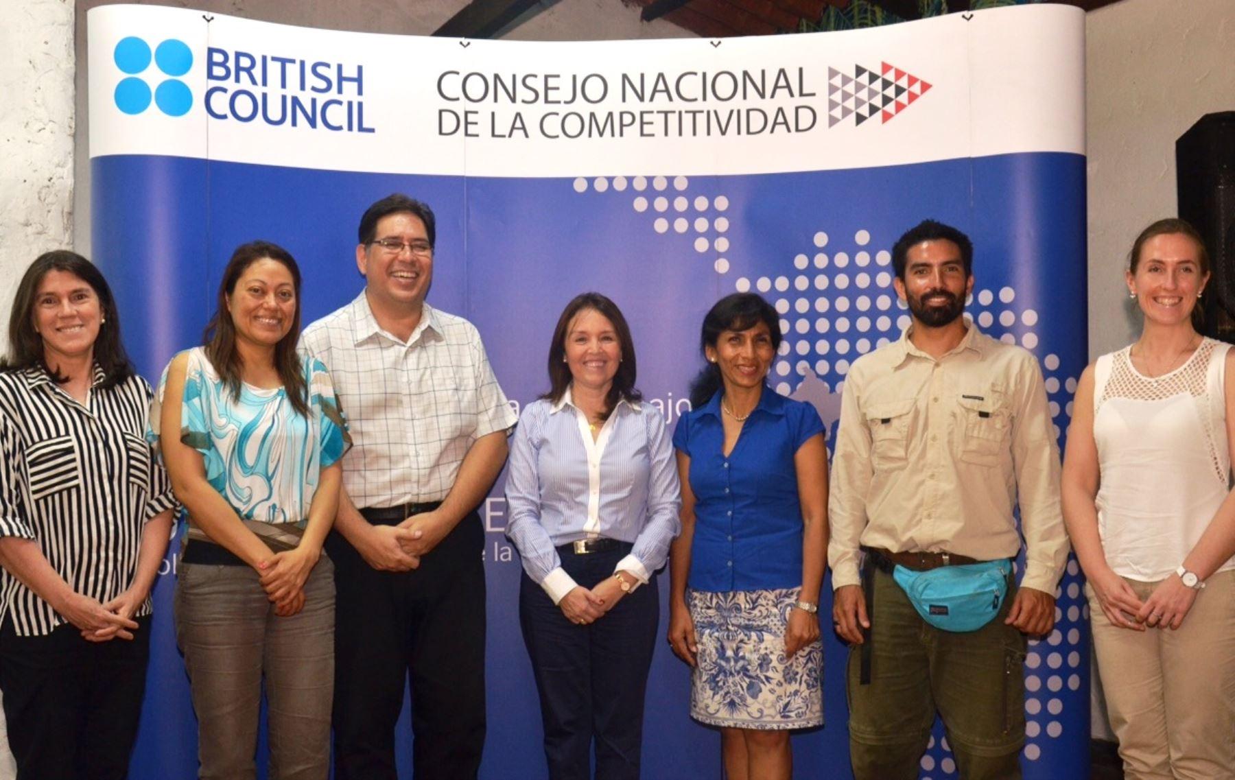 Representantes del Consejo Británico y el Consejo Nacional de la Competitividad resaltaron importancia de la enseñanza del inglés en región San Martín.