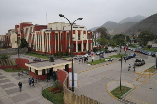 La Universidad Nacional de Ingeniería presentó seis solicitudes. ANDINA/Norman Córdova