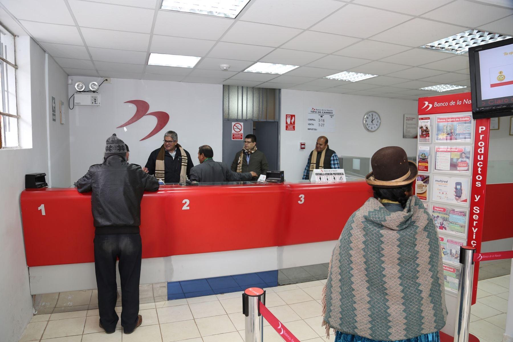 Agencia del Banco de la Nación en Macusani se impuso a nivel mundial a locaciones de Nepal y Bolivia.