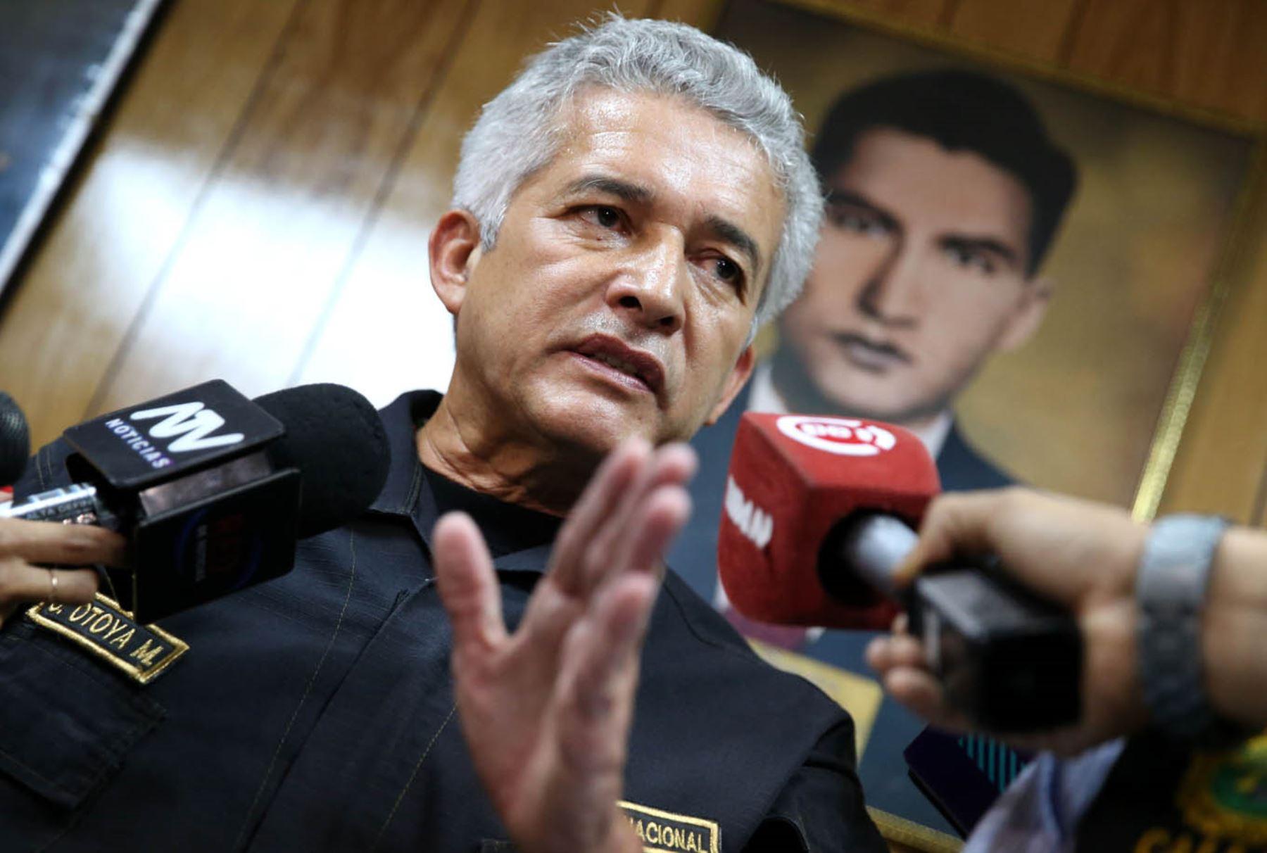 Policía del Callao presentó a \'Pato ciego\', acusado del crimen de ...