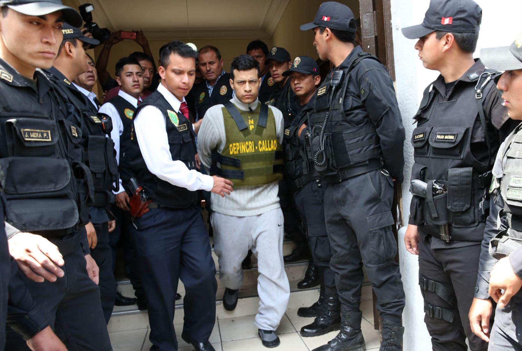 Poder Judicial dicta prisión preventiva para peligroso delincuente ...