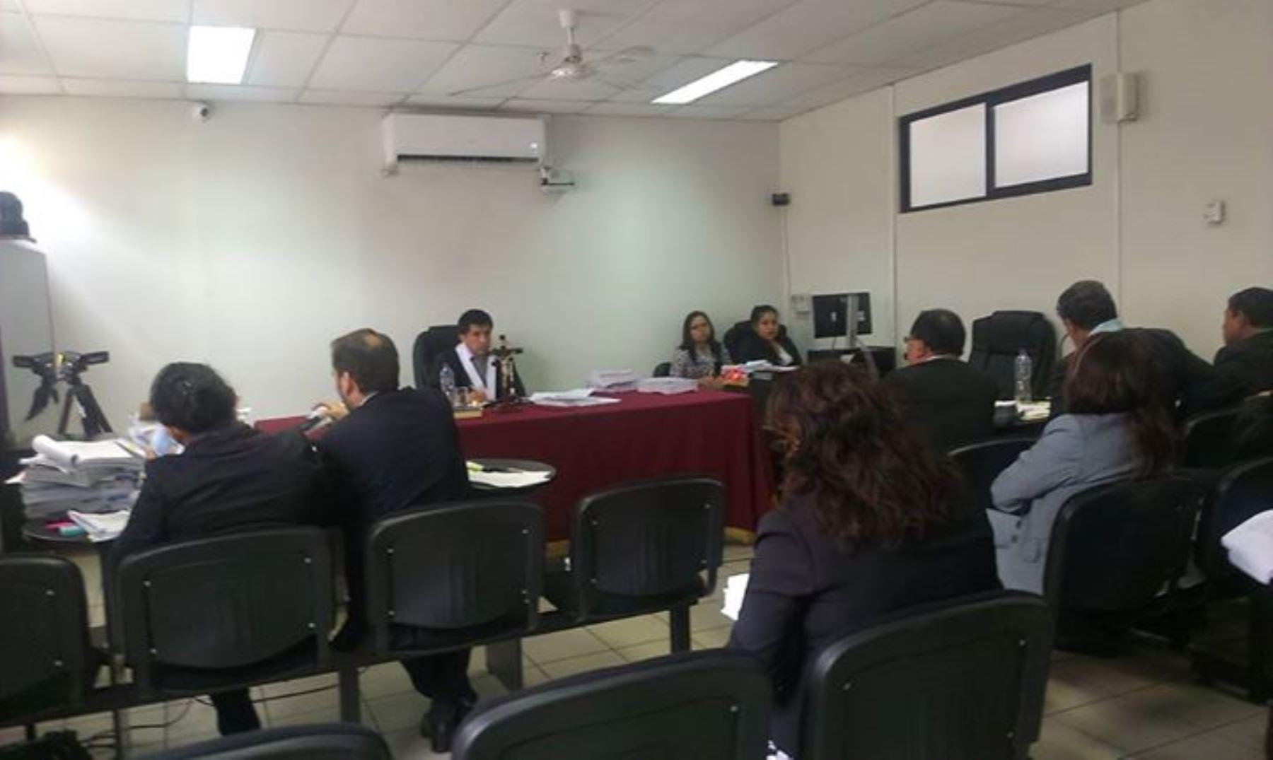 PJ dictó prisión preventiva contra Gerson Galvez. Foto: Difusión