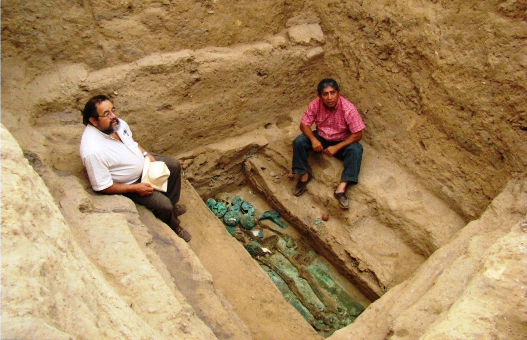 Lambayeque celebrará 34 años del histórico hallazgo de la tumba intacta del Señor de Sipán