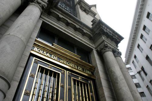 Sede de la Bolsa de Valores de Lima. Foto: ANDINA/archivo.