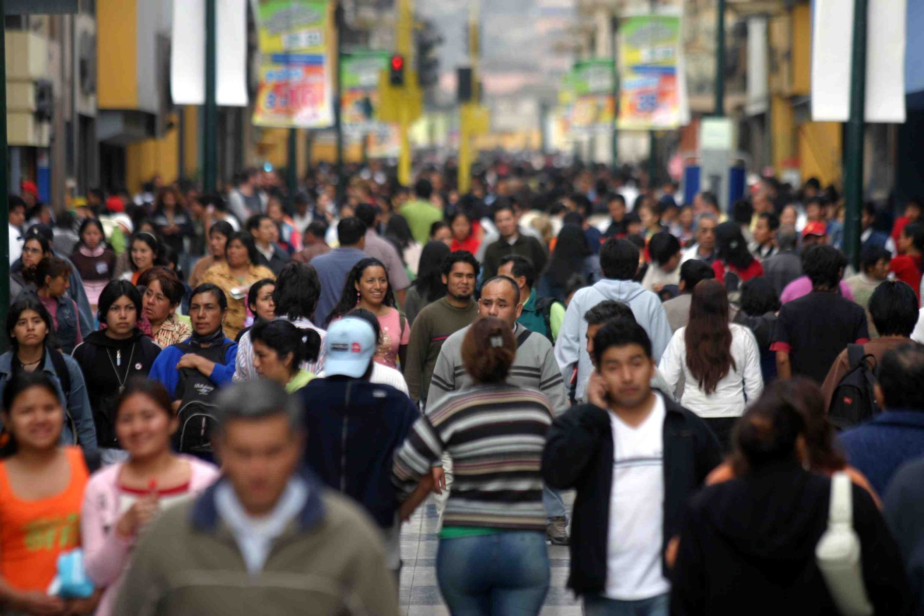 Peru will lead economic growth in South America. Photo: ANDINA/ Archive.