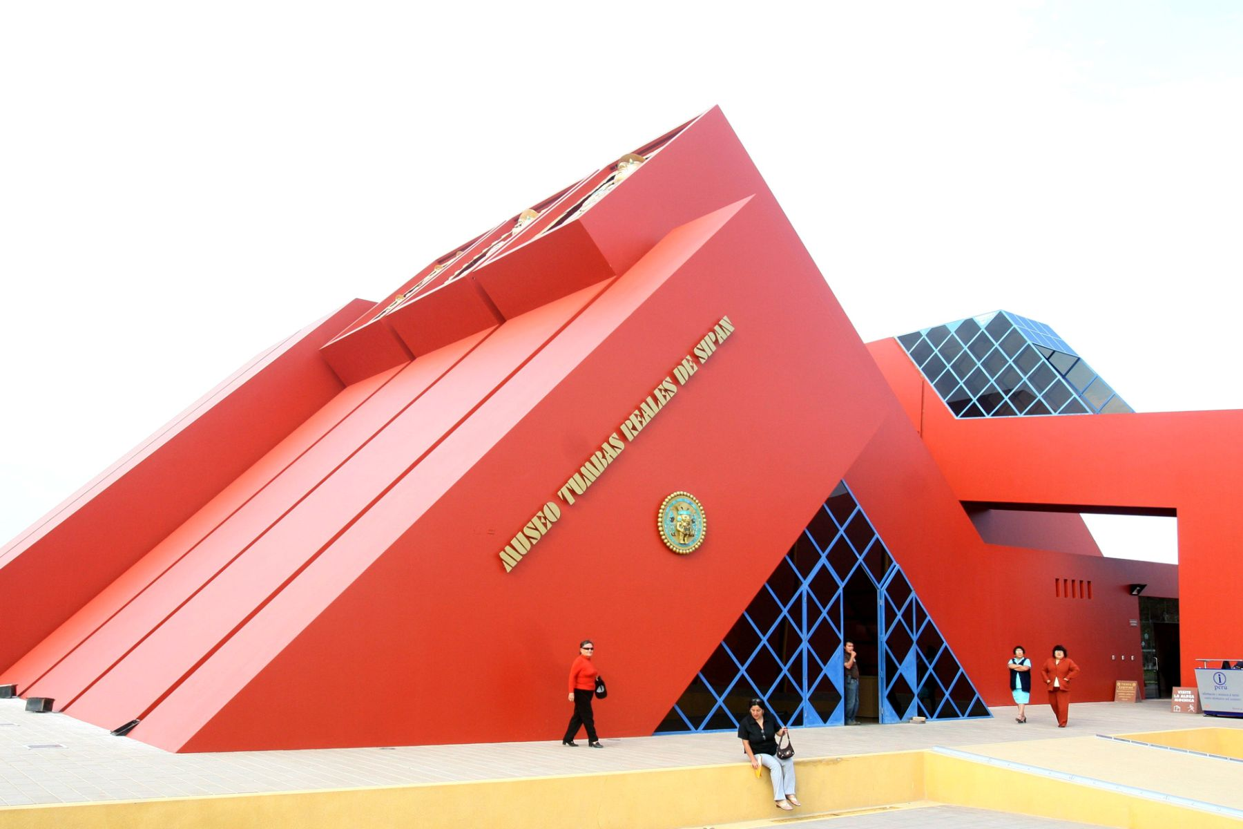 Museo Tumbas Reales de Sipán. ANDINA/archivo