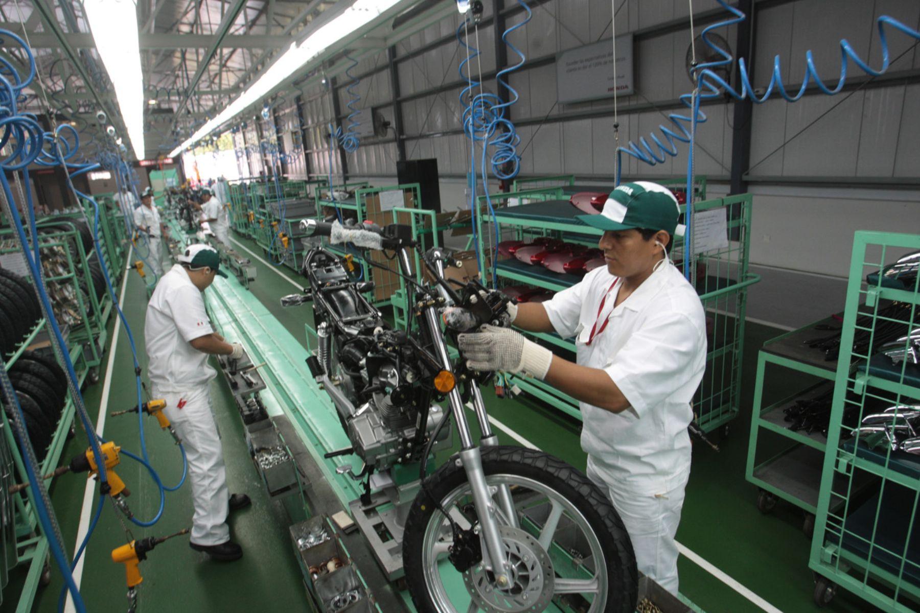 Honda planea construir cuarta planta de ensamblaje de motocicletas ...