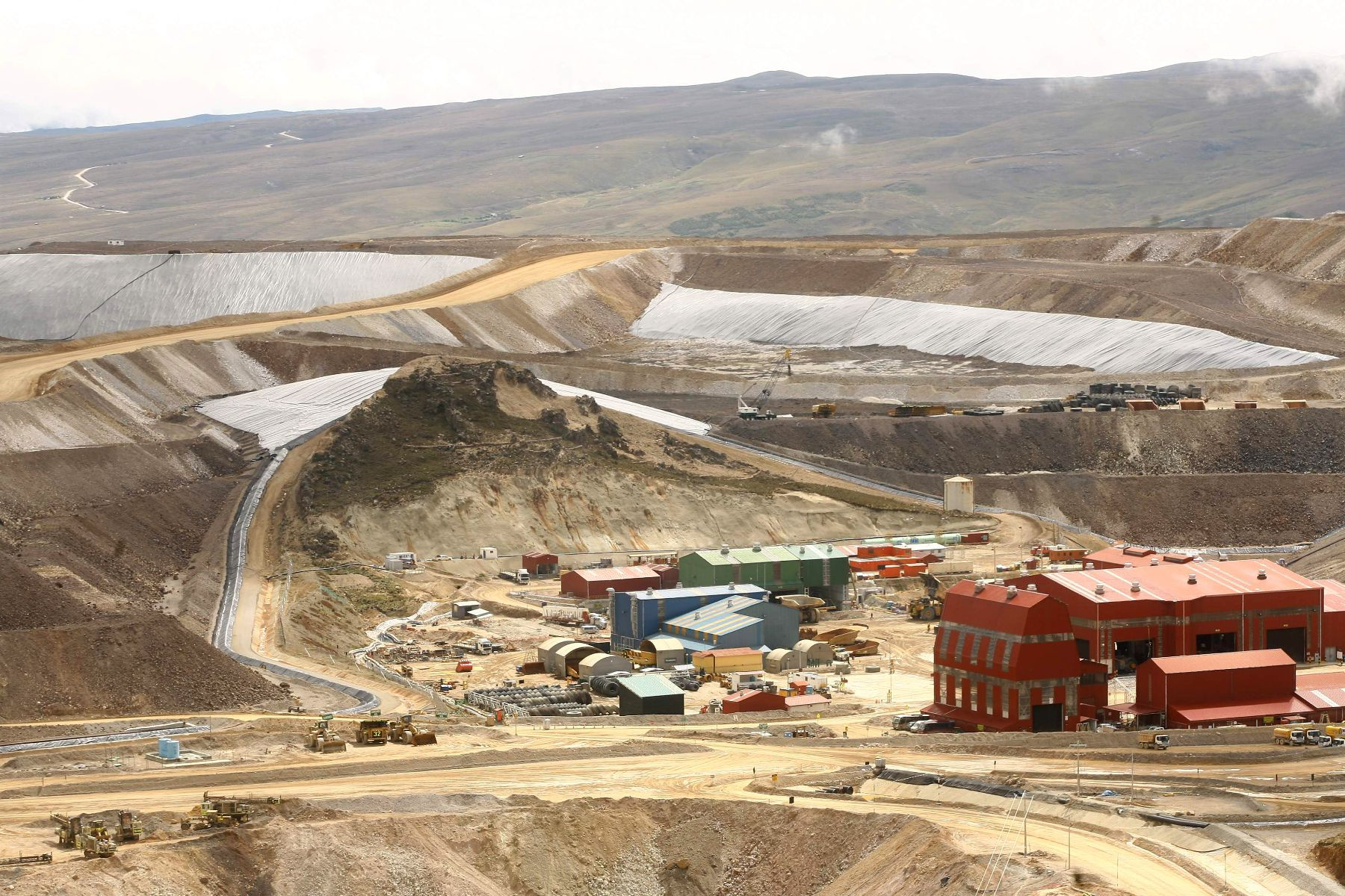 Yanacocha is owned by Denver-based Newmont Mining Company