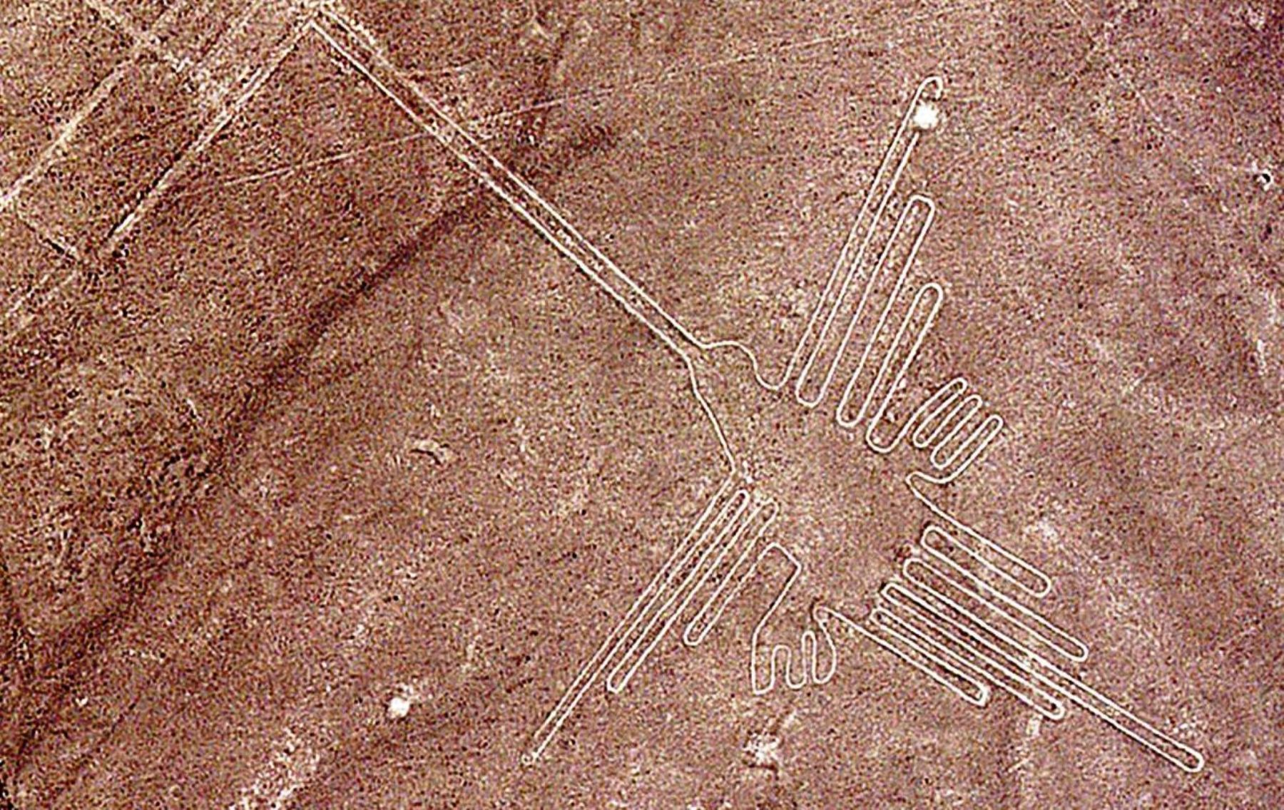 The Mysterious Nazca Lines.