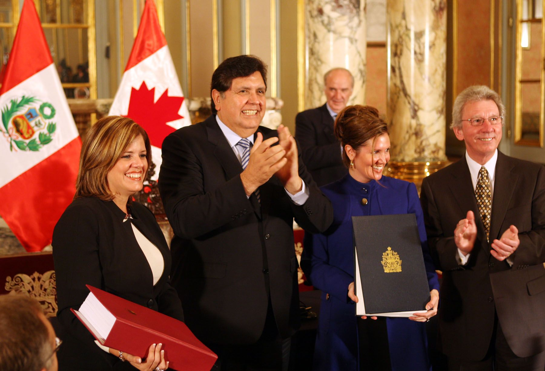 Peru And Canada Signed Bilateral Free Trade Agreement News
