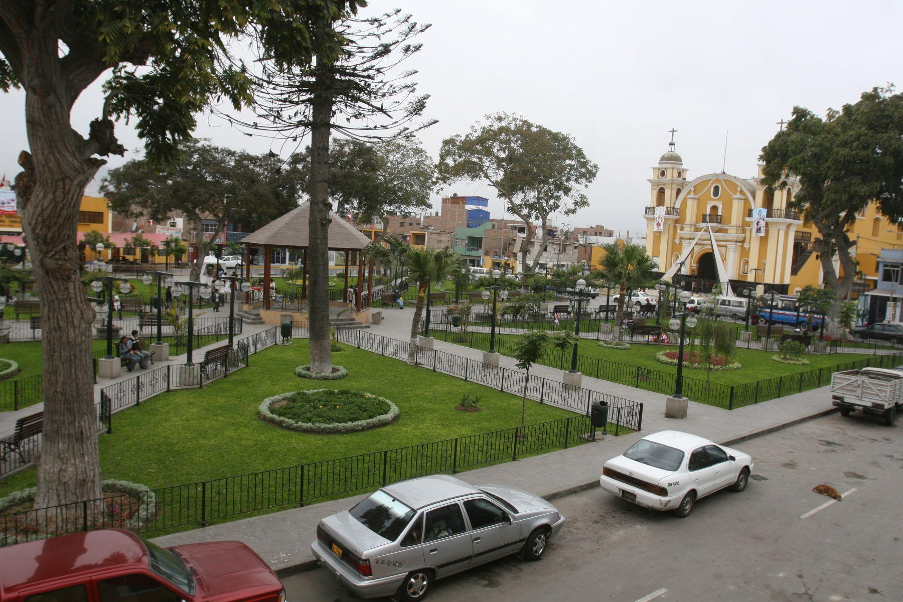 Oficializan Adhesion De La Municipalidad De Lurin A La Mancomunidad Municipal Lima Sur Noticias Agencia Peruana De Noticias Andina