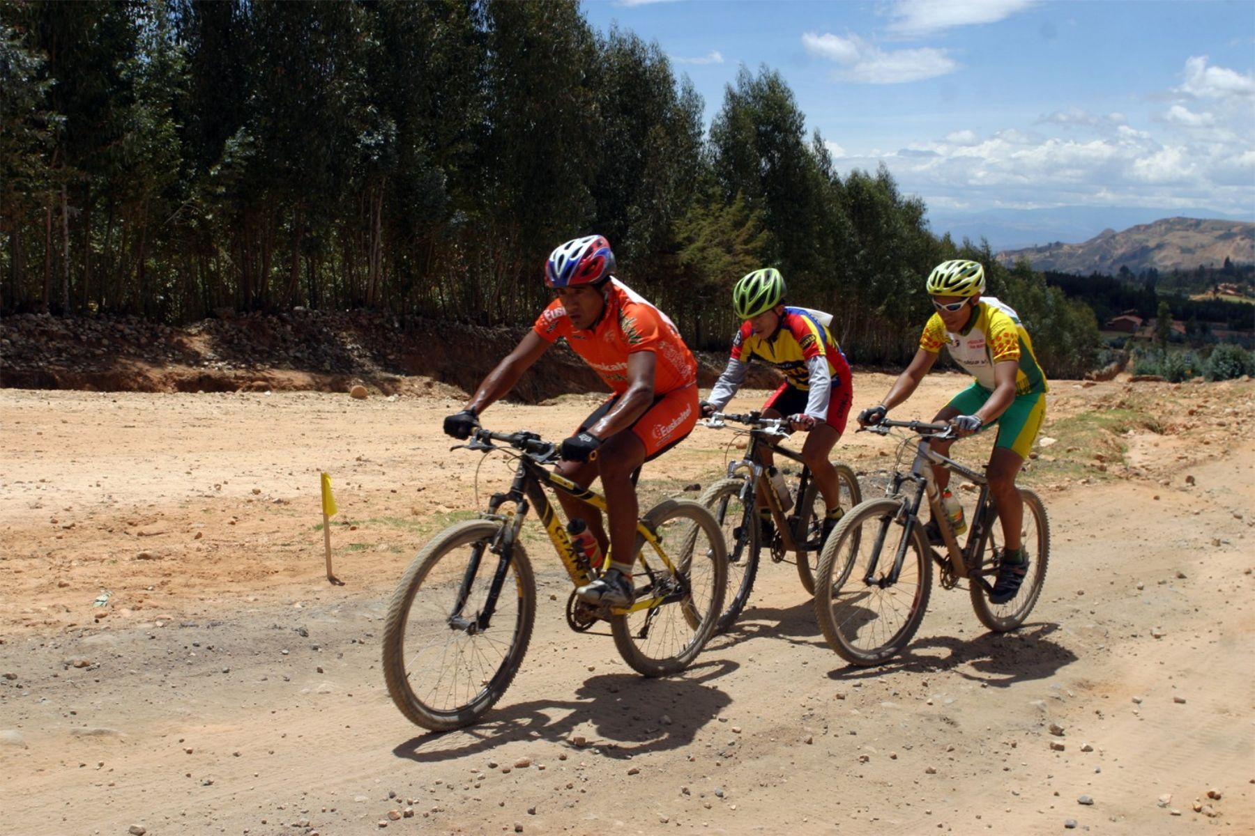 Día Mundial del Turismo: 4.6 millones de viajeros interesados en visitar Perú por ciclismo de montaña. Foto: ANDINA/archivo.