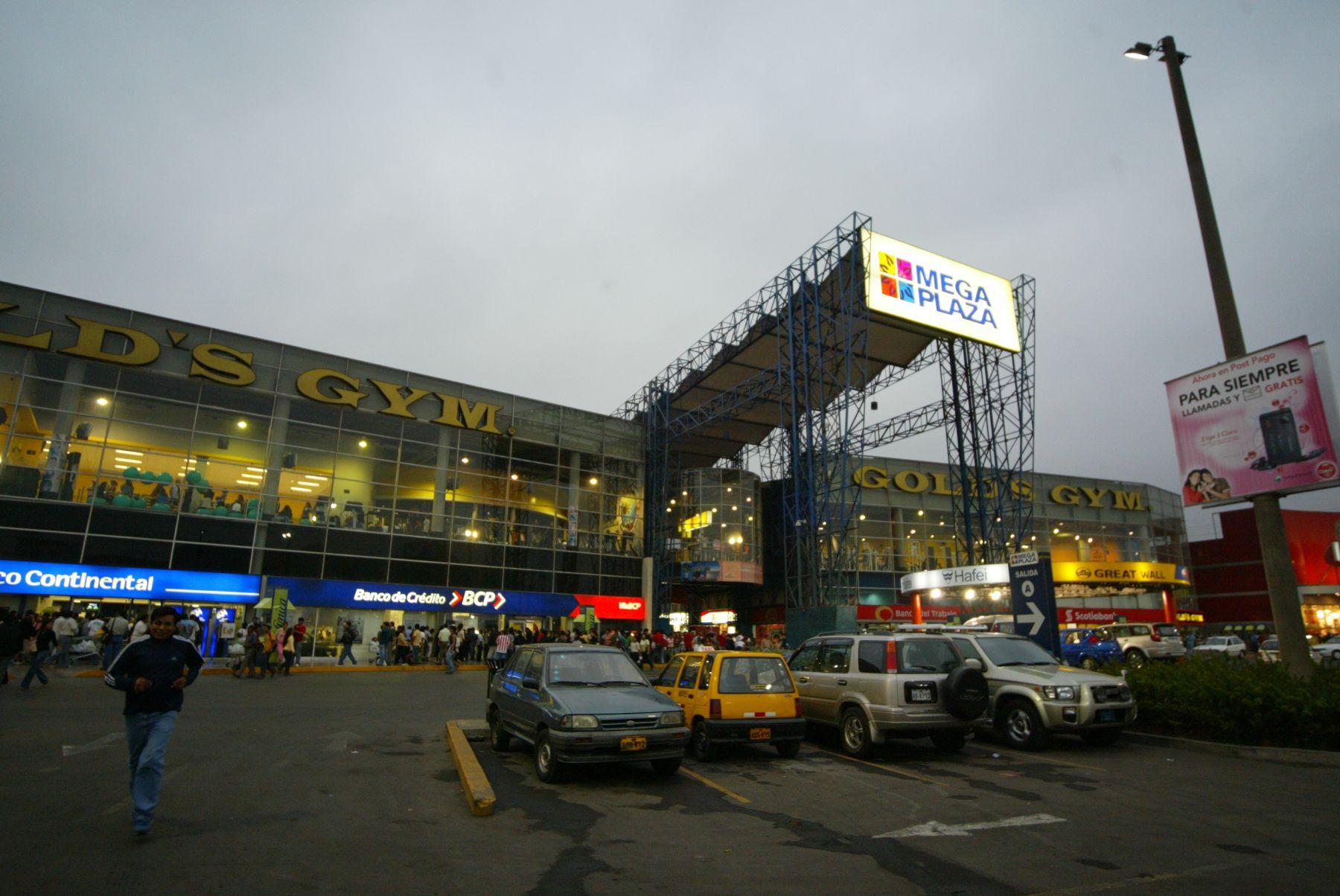 Centros comerciales. Foto: ANDINA/archivo