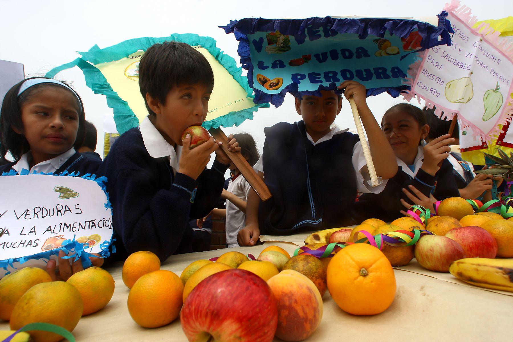 Regiones Celebran Dia Mundial De La Alimentacion Con Ferias Gastronomicas Y Pasacalles Noticias Agencia Peruana De Noticias Andina