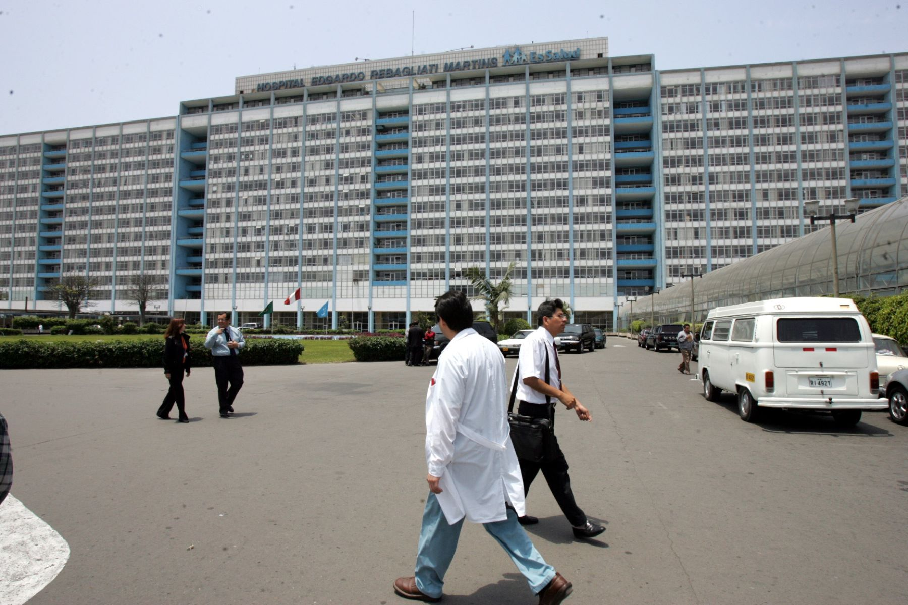 Hospital Edgardo Rebagliati Martins