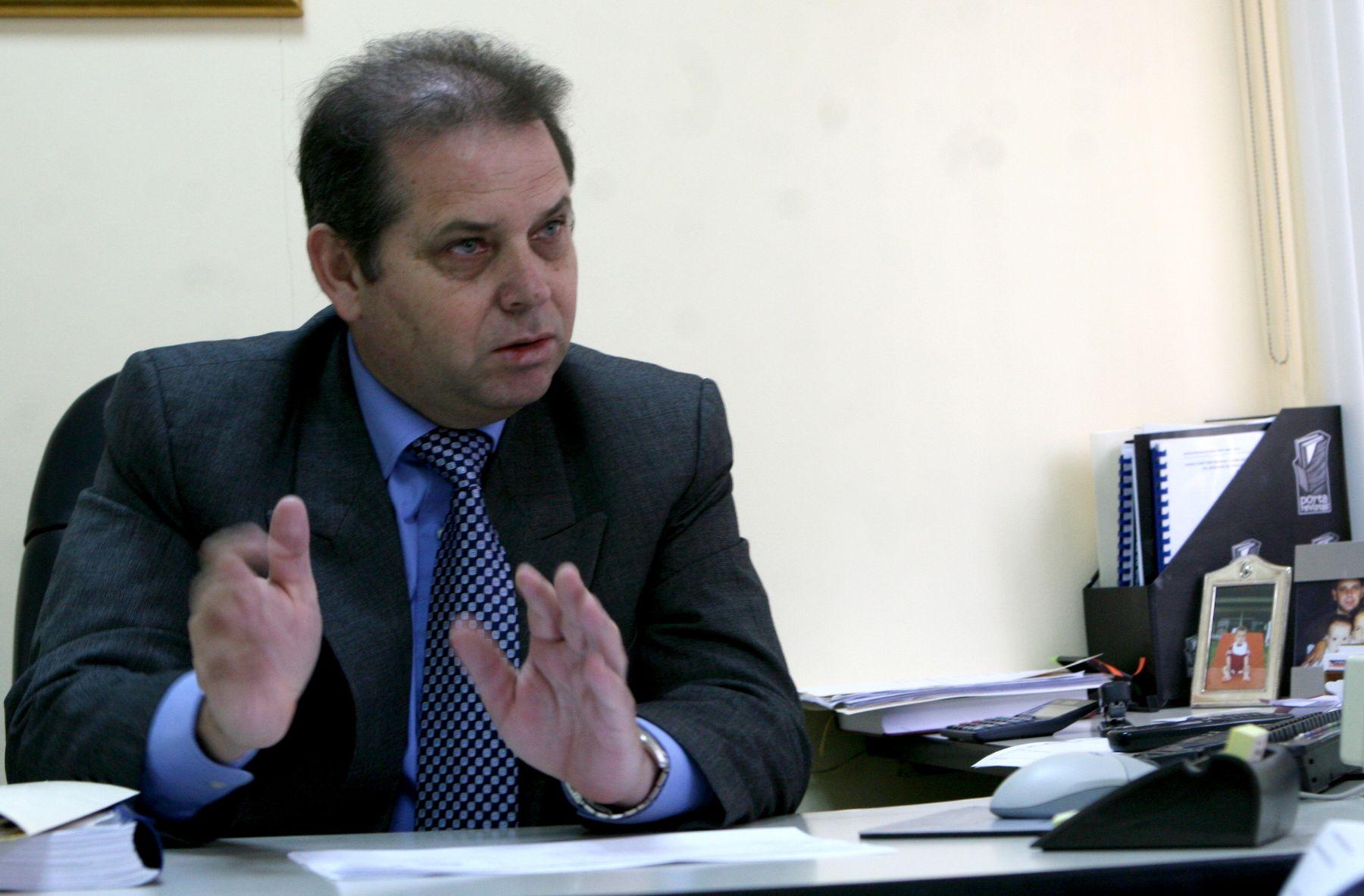 Viceministro de Trabajo, Augusto Eguiguren Praeli. ANDINA/archivo