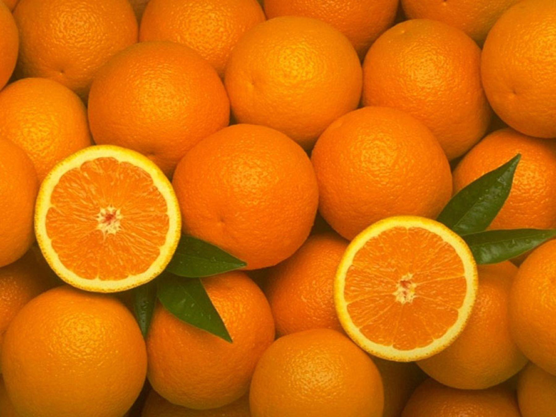 Naranjas. Foto: ANDINA/ Archivo
