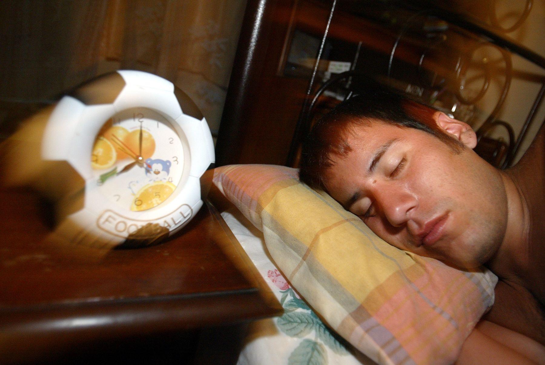 Gran portentaje de peruanos padece transtornos del sueño. Foto: ANDINA / Archivo