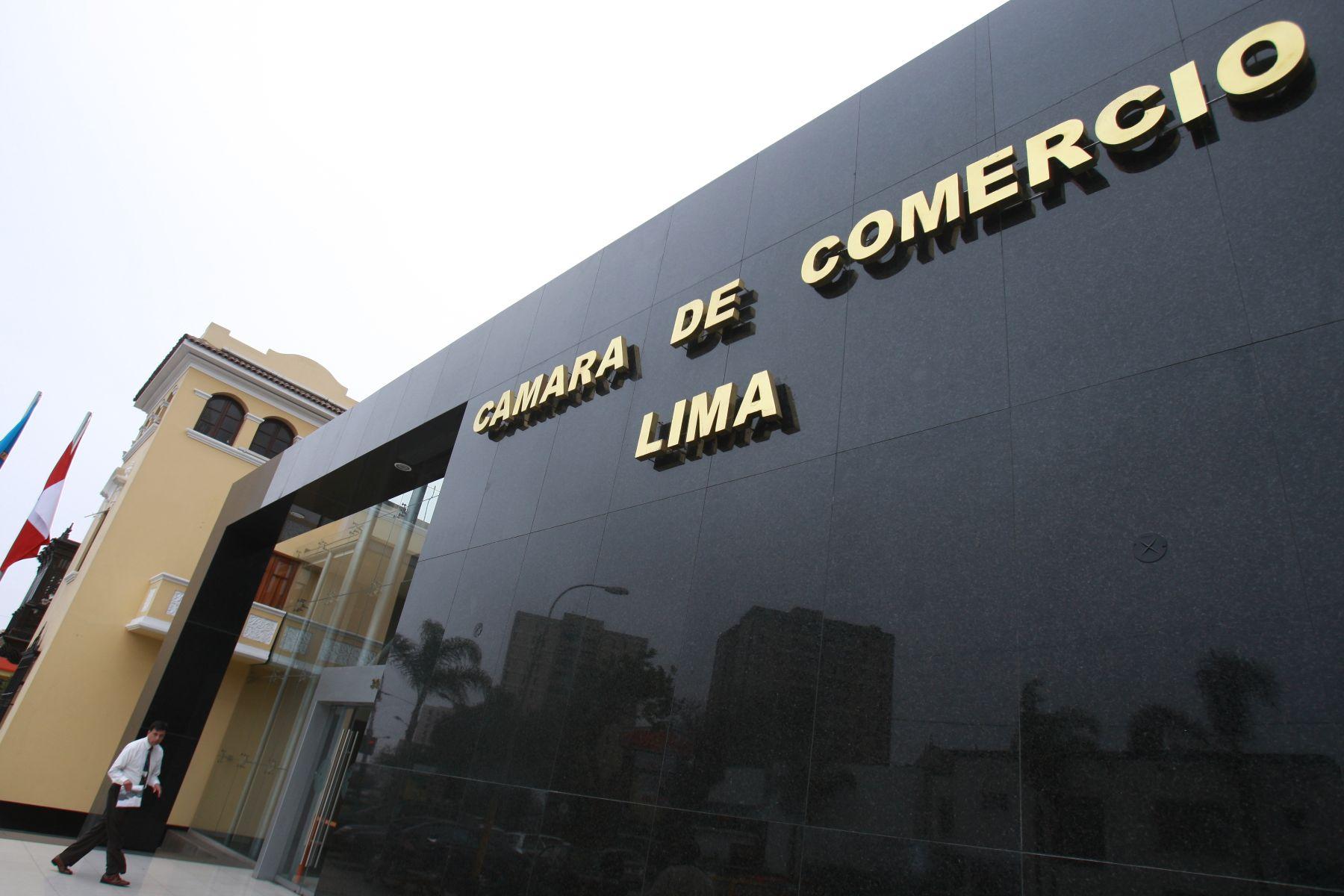 Cámara de Comercio de Lima (CCL). Foto: ANDINA/archivo