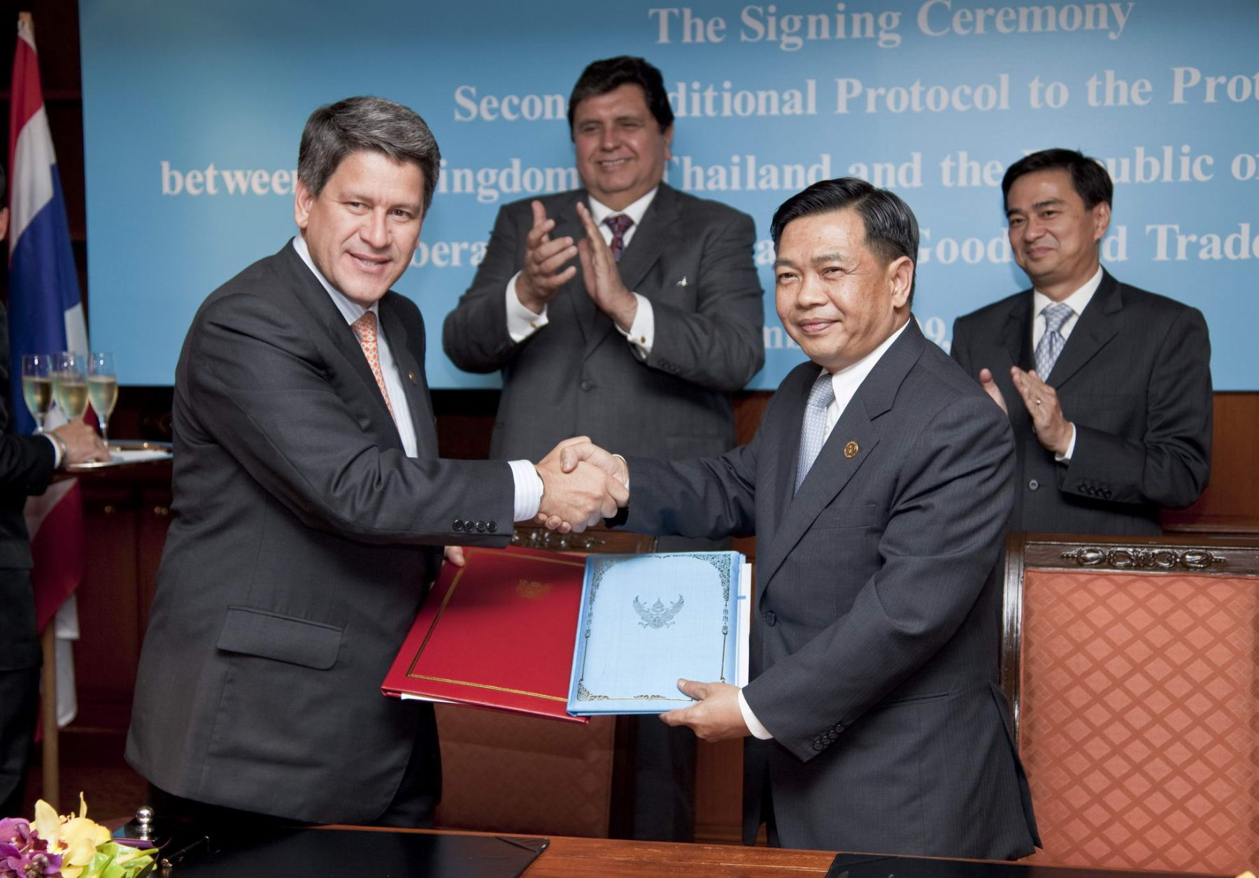Peru Thailand Sign Additional Protocol To Trade Agreement News