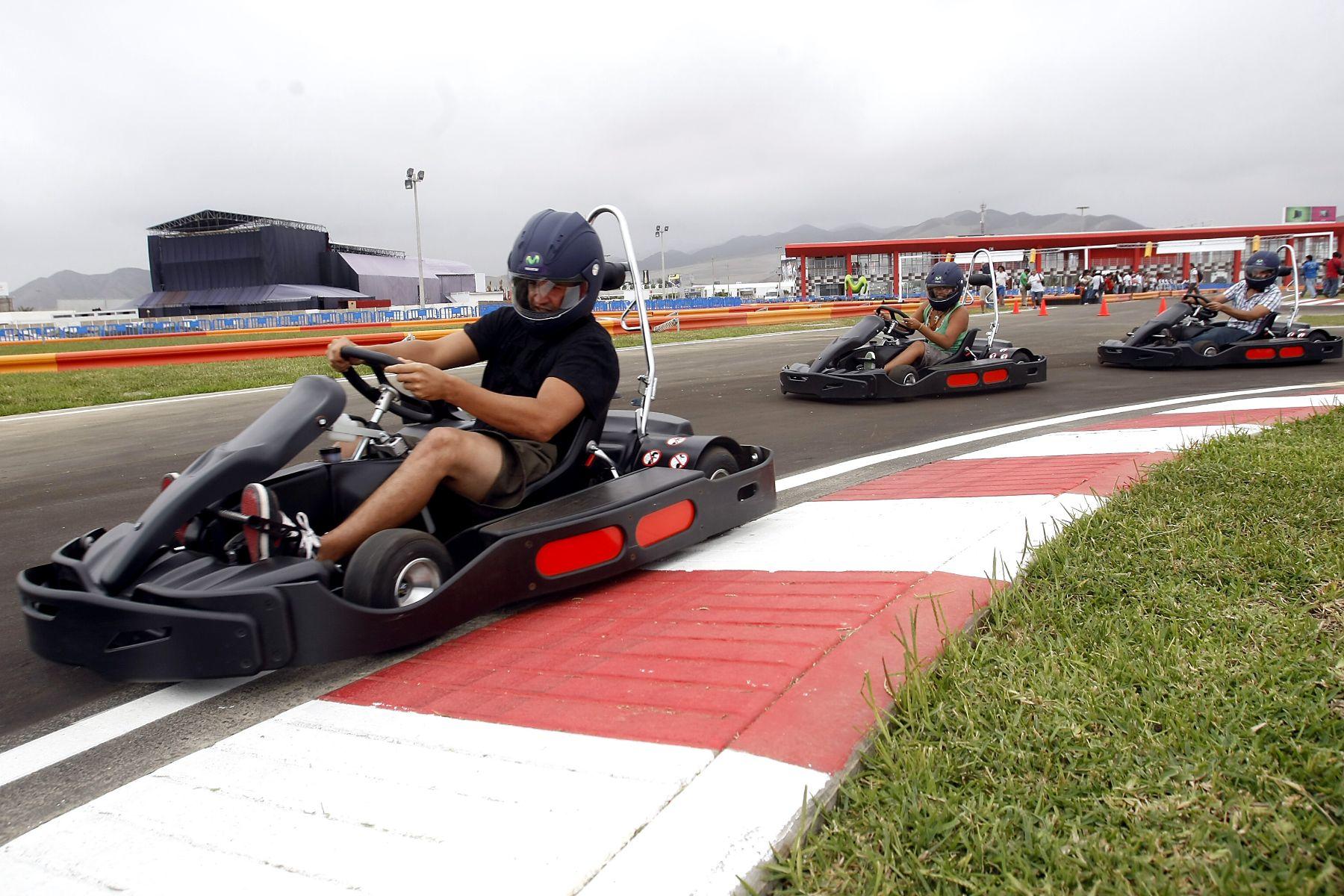 Este sábado inauguran el primer circuito profesional de karts en ...
