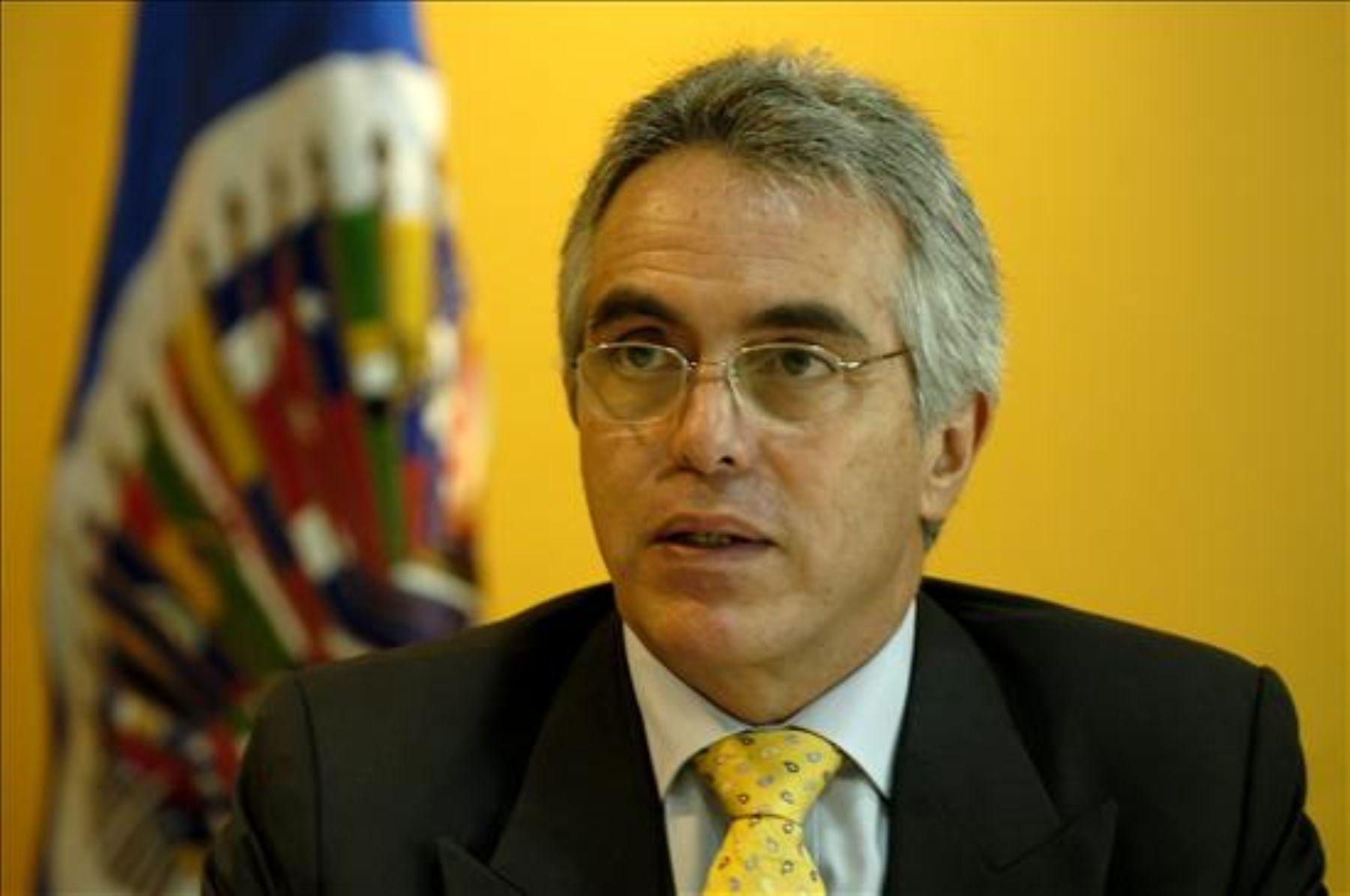 García-Sayán: no tiene sentido proceso a ministros por presunta infracción a neutralidad - Agencia Andina