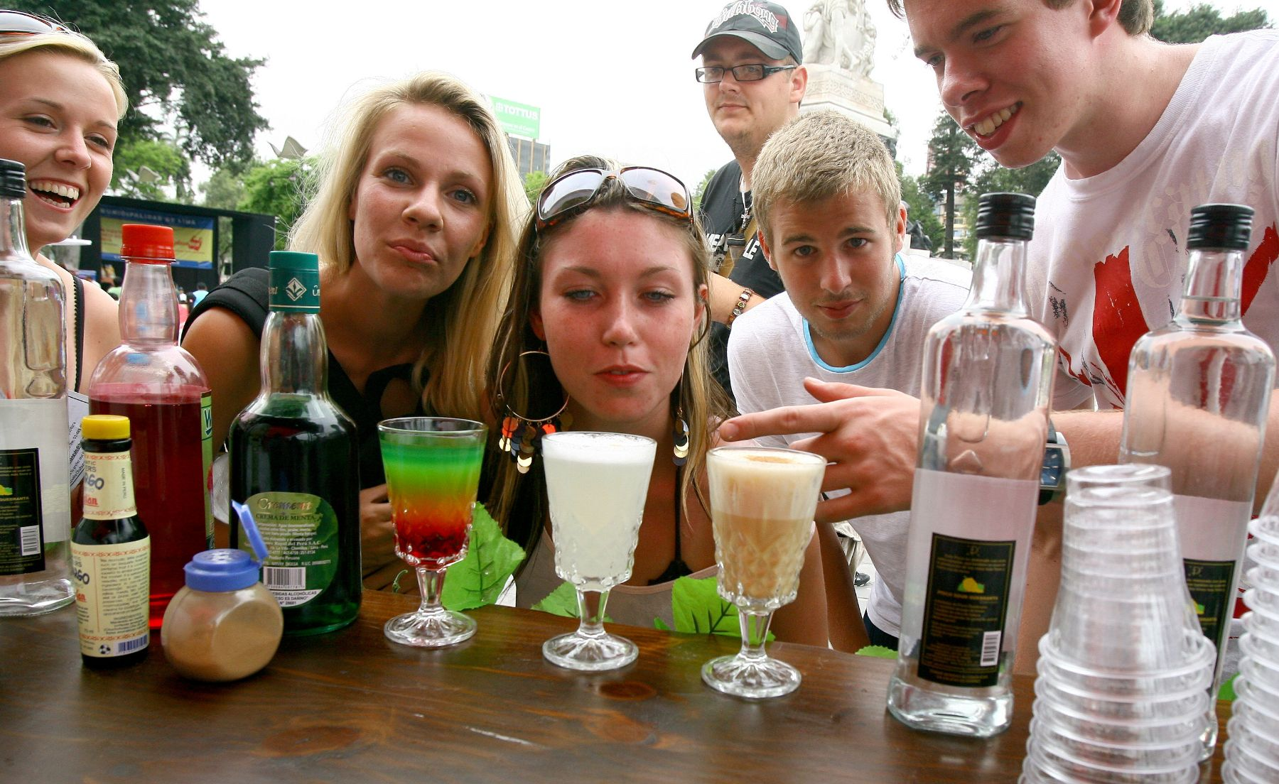 Pisco Sour's Day still celebrated around the world. Photo: Andina/Archive