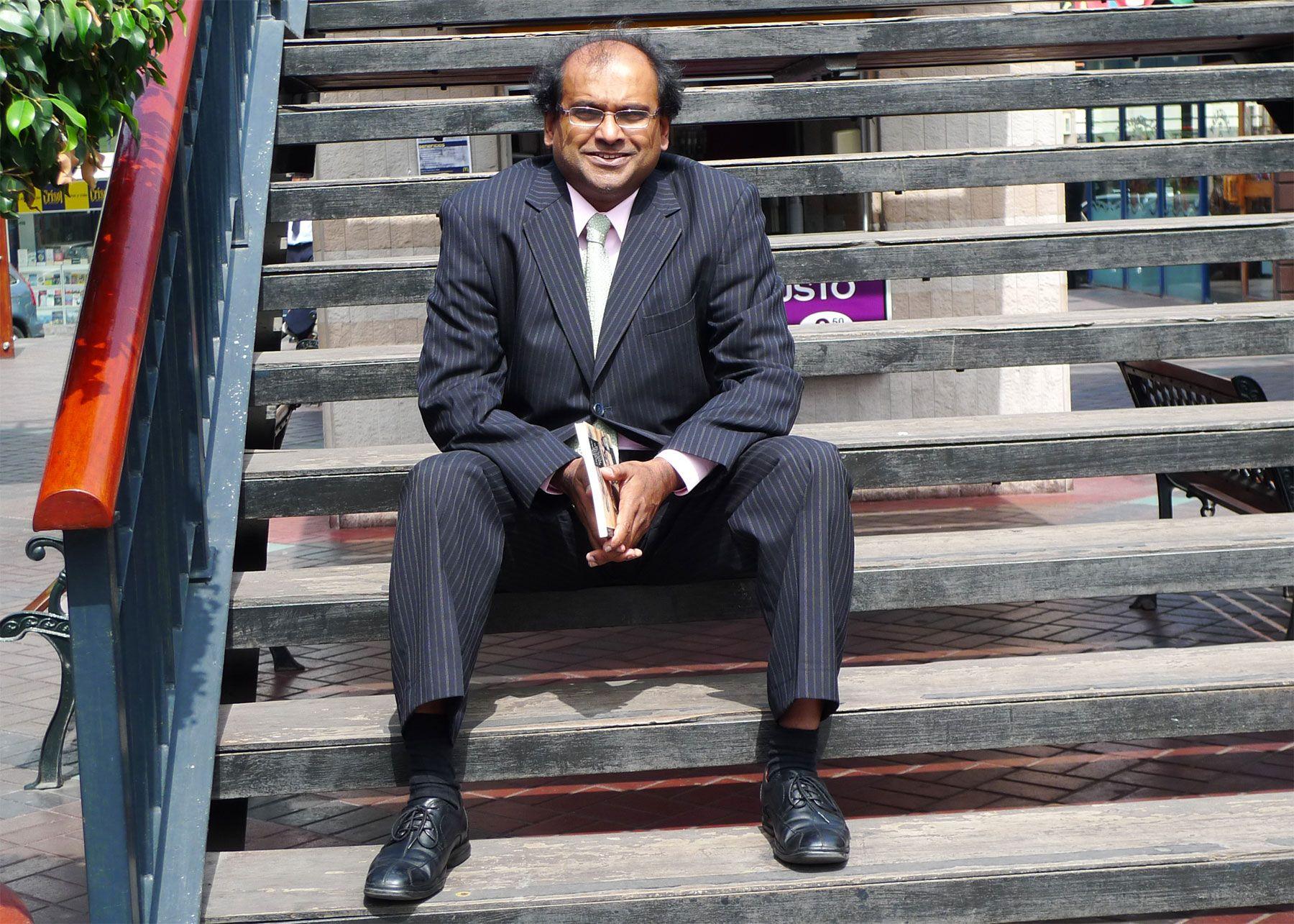 Indran Amirthanayagam Foto: ANDINA/archivo