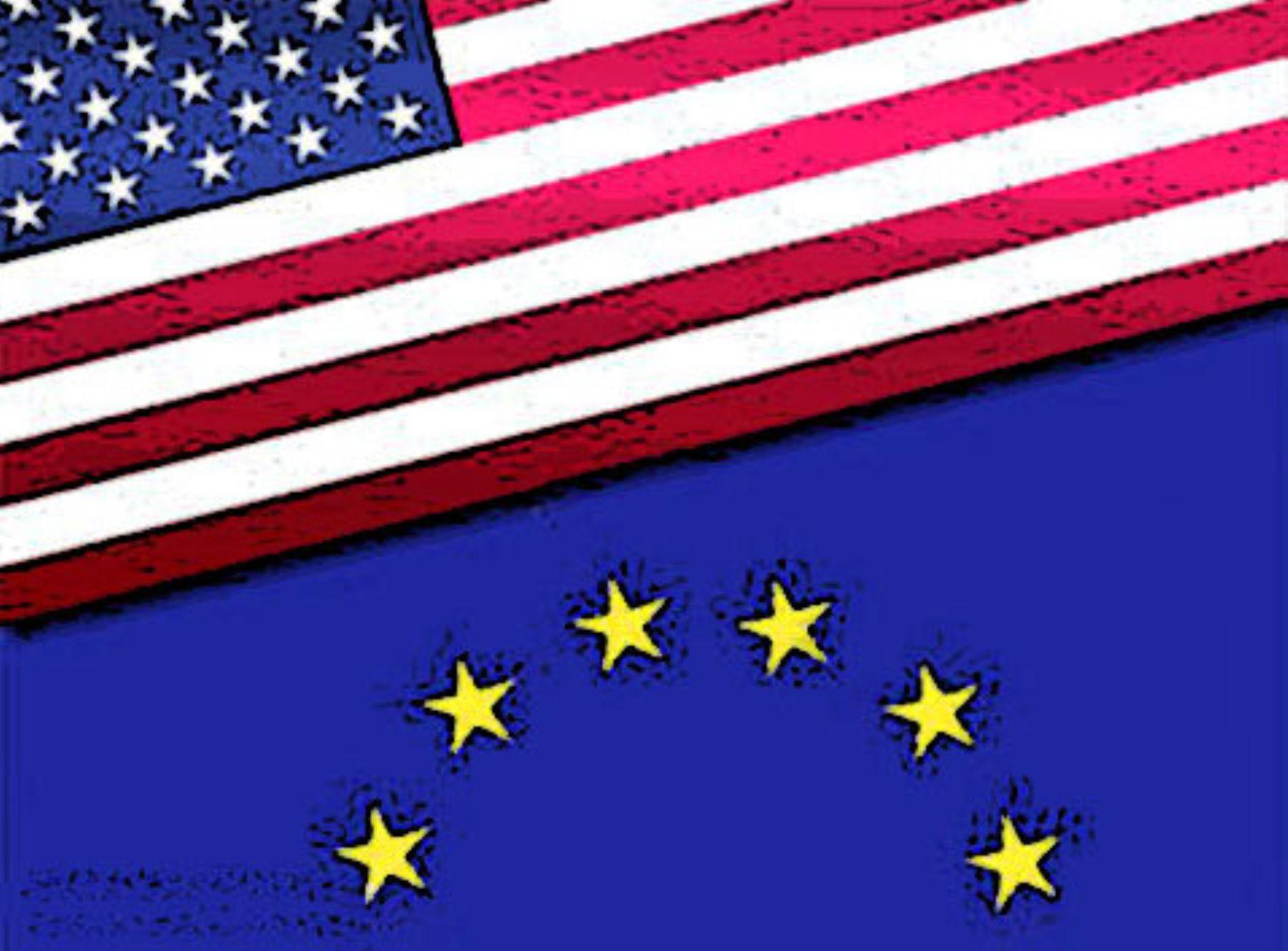 Estados Unidos y la Unión Europea INTERNET/Medios