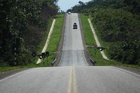 Carretera Interoceánica. ANDINA/archivo