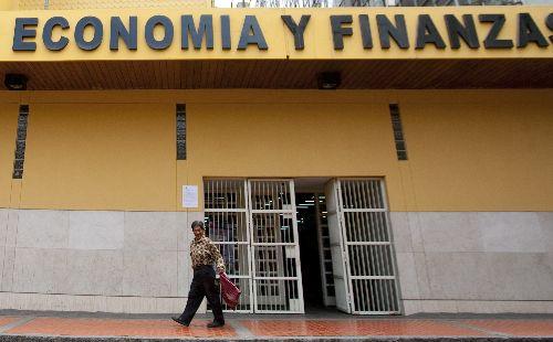 Ministerio de Economía y Finanzas (MEF). Foto: ANDINA/archivo