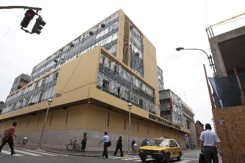 Ministerio de Economía y Finanzas (MEF). Foto: ANDINA/archivo.