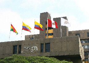 Sede de la Comunidad Andina de Naciones, en Lima.