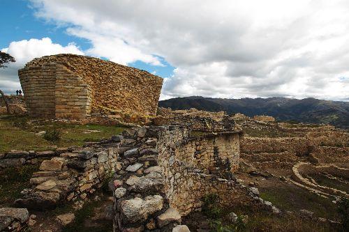 Fortaleza de Kuelap. Foto: ANDINA/Jack Ramón