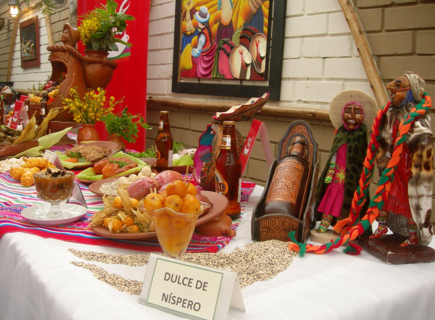Gastronomía Y Cultura Del Valle Del Mantaro Se Lucirán En