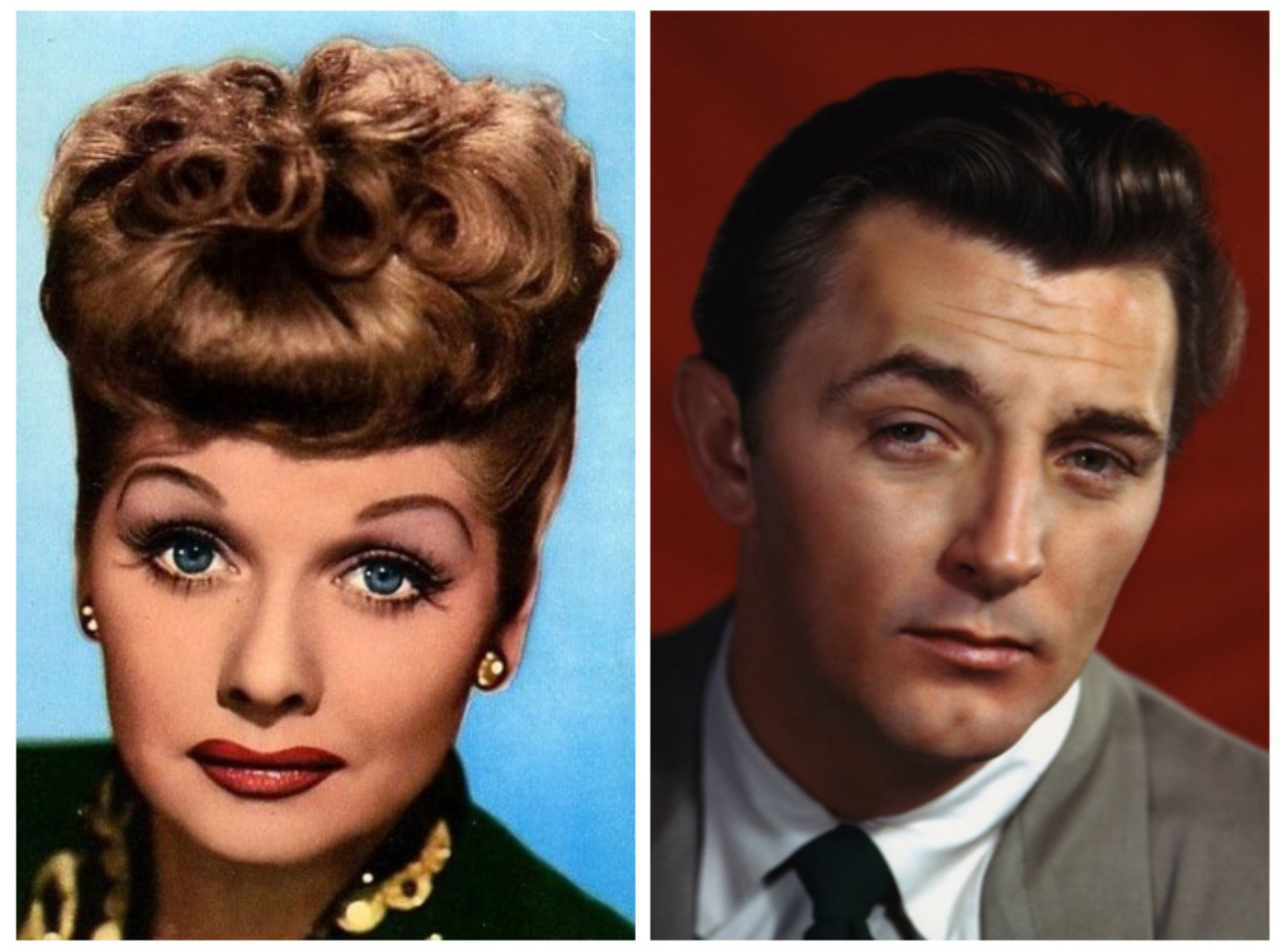 Image result for lucille ball and robert mitchum
