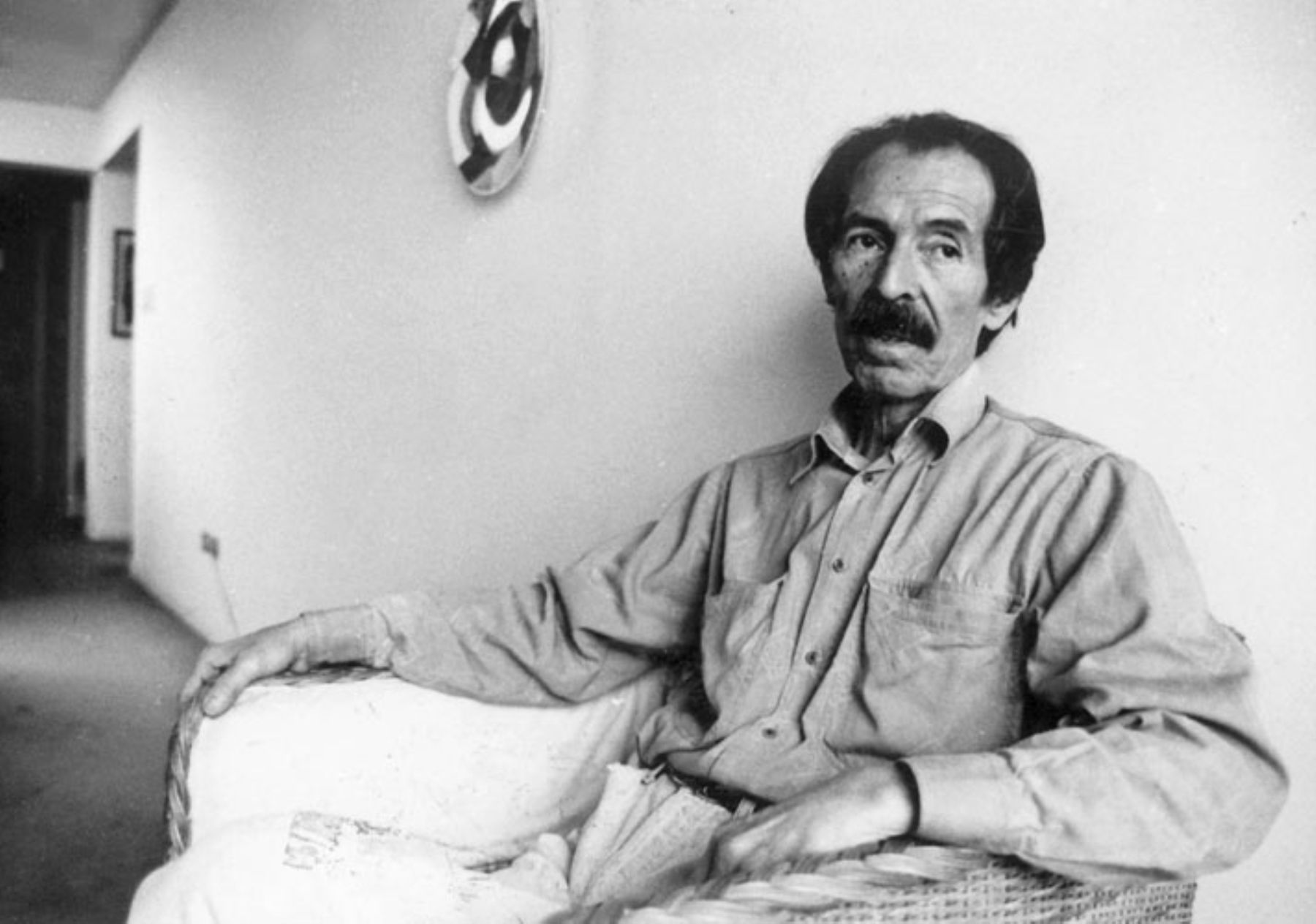 Escritor peruano Julio Ramón Ribeyro. ANDINA/archivo