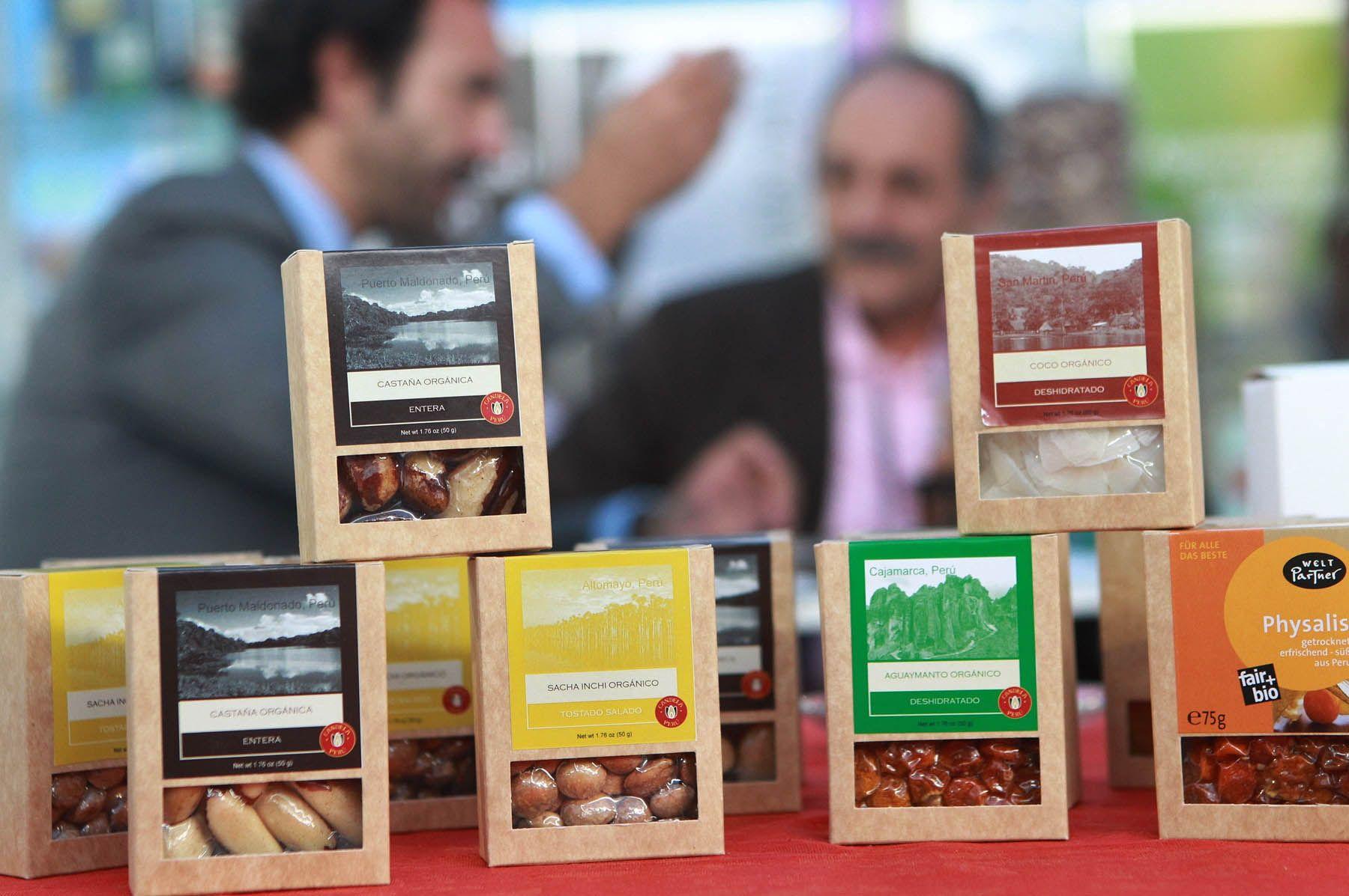 Cada vez más mercados internacionales premian con un mayor precio a los productos de empresas sostenibles. ANDINA/Carlos Lezama