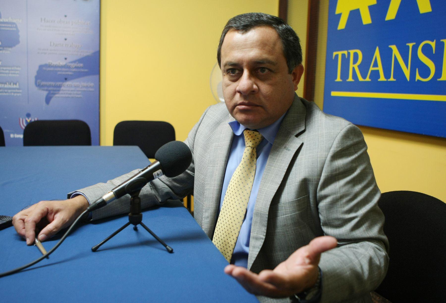 Exsecretario general de Transparencia sostiene que Fuerza Popular ha retomado el control en el Congreso. ANDINA/Vidal Tarqui