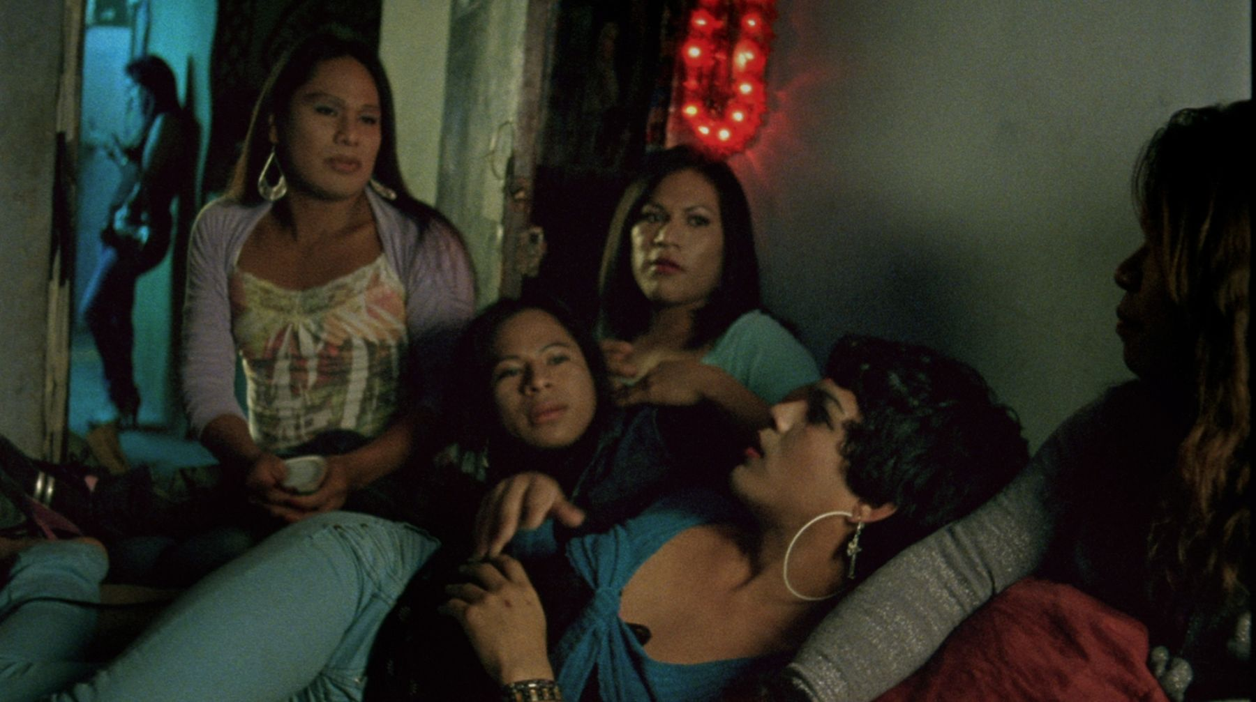 Escena de Loxoro, filme de Claudia Llosa.