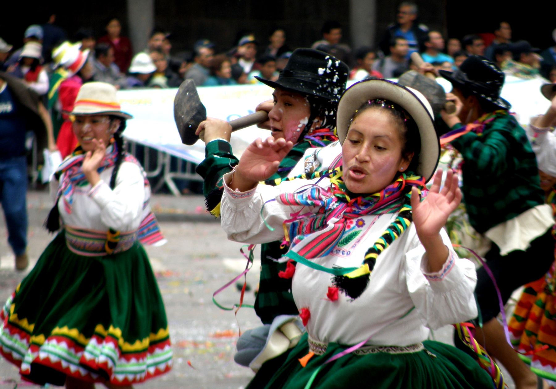 Cusco's Carnival of Coya to gather some 5000 tourists | News