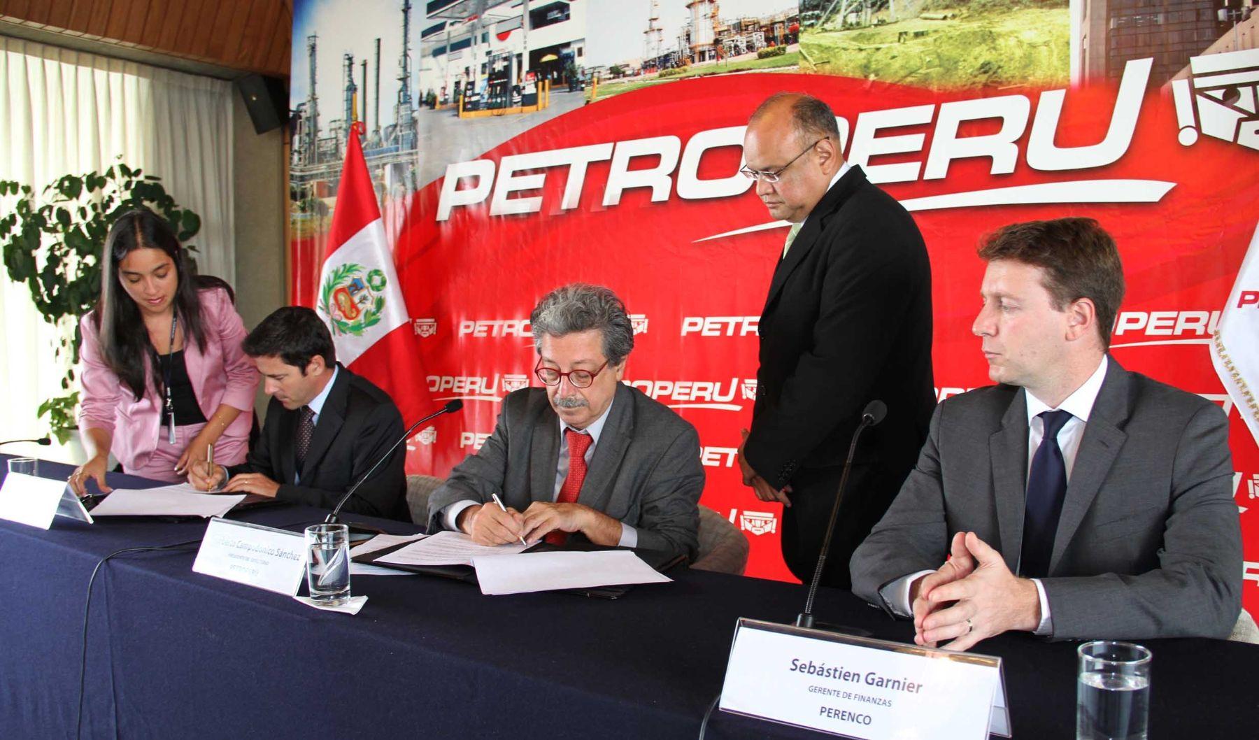 Petroperú transportará crudo de empresas privadas.