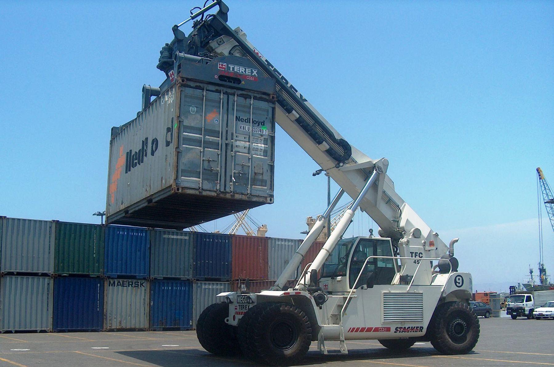 Peruvian exports. Photo: Adex
