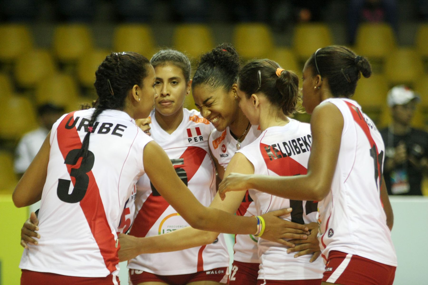 Peruvian Sports Institute Grants Over Us 873 000 For Peruvian Volleyball News Andina Peru News Agency