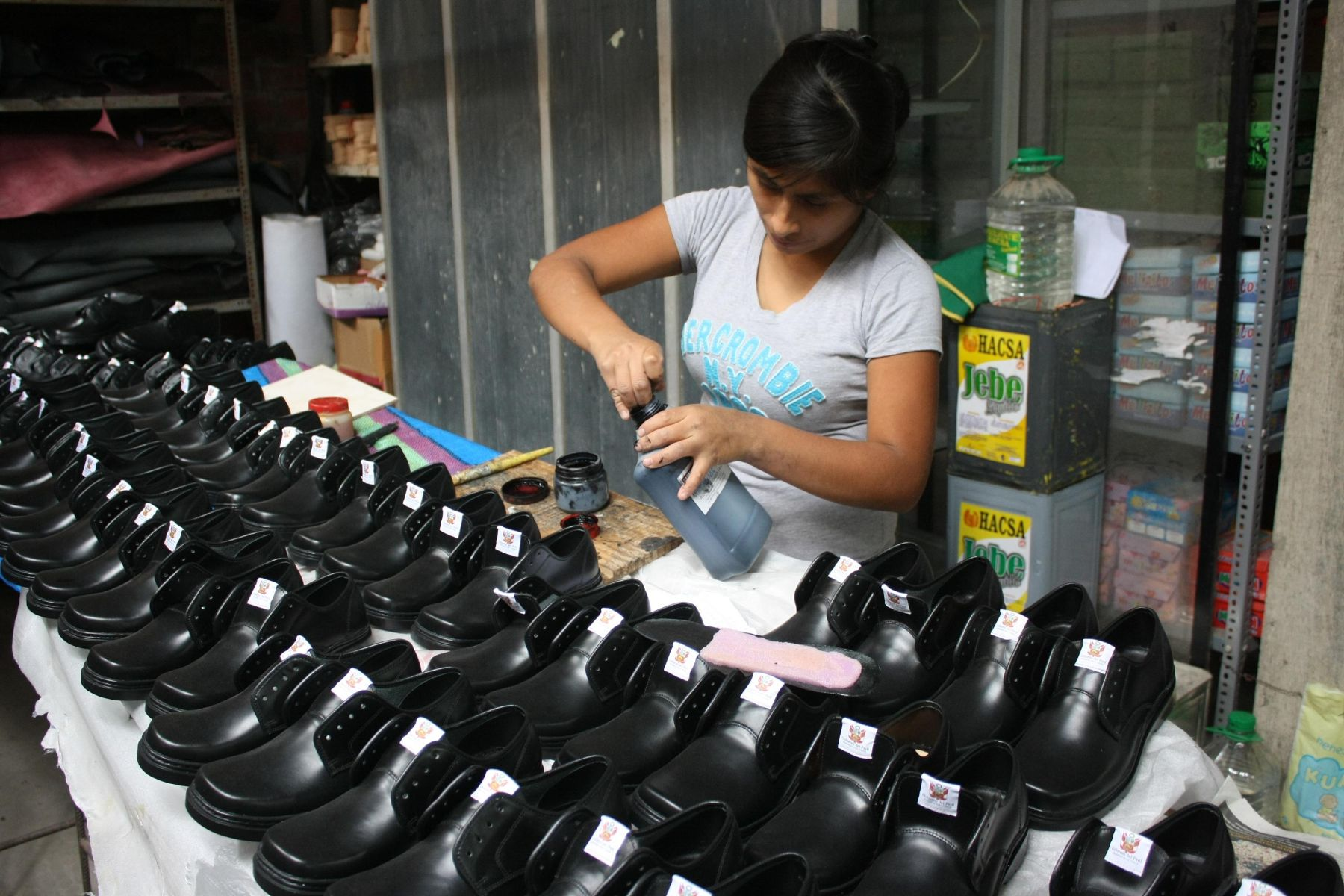 Arequipa: empresas de calzado participarán en rueda de negocios ...